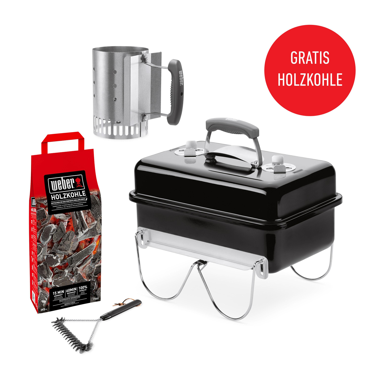 go anywhere mobile holzkohlegrills weber grill original. Black Bedroom Furniture Sets. Home Design Ideas