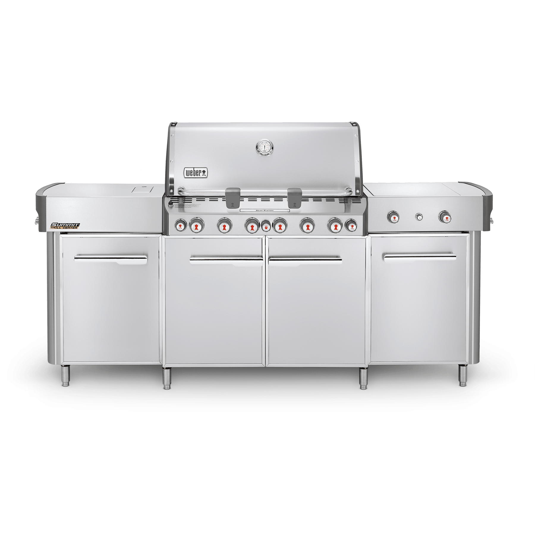 Summit® Grill Center (Natural Gas)