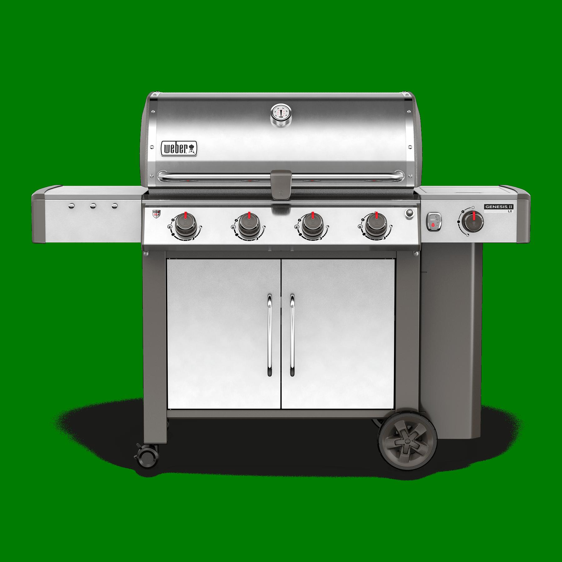 Genesis® II LX S-440 Gas Grill