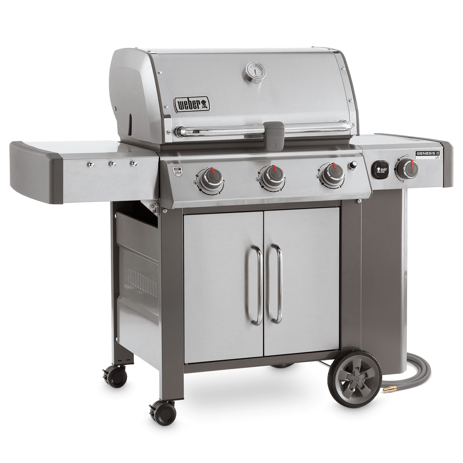 Genesis® II LX S-340 Gas Grill (Natural Gas)