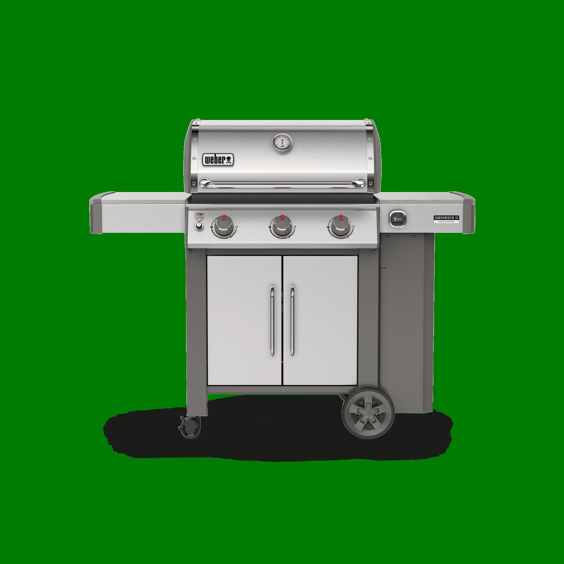 Genesis® II CSS-315 Gas Grill