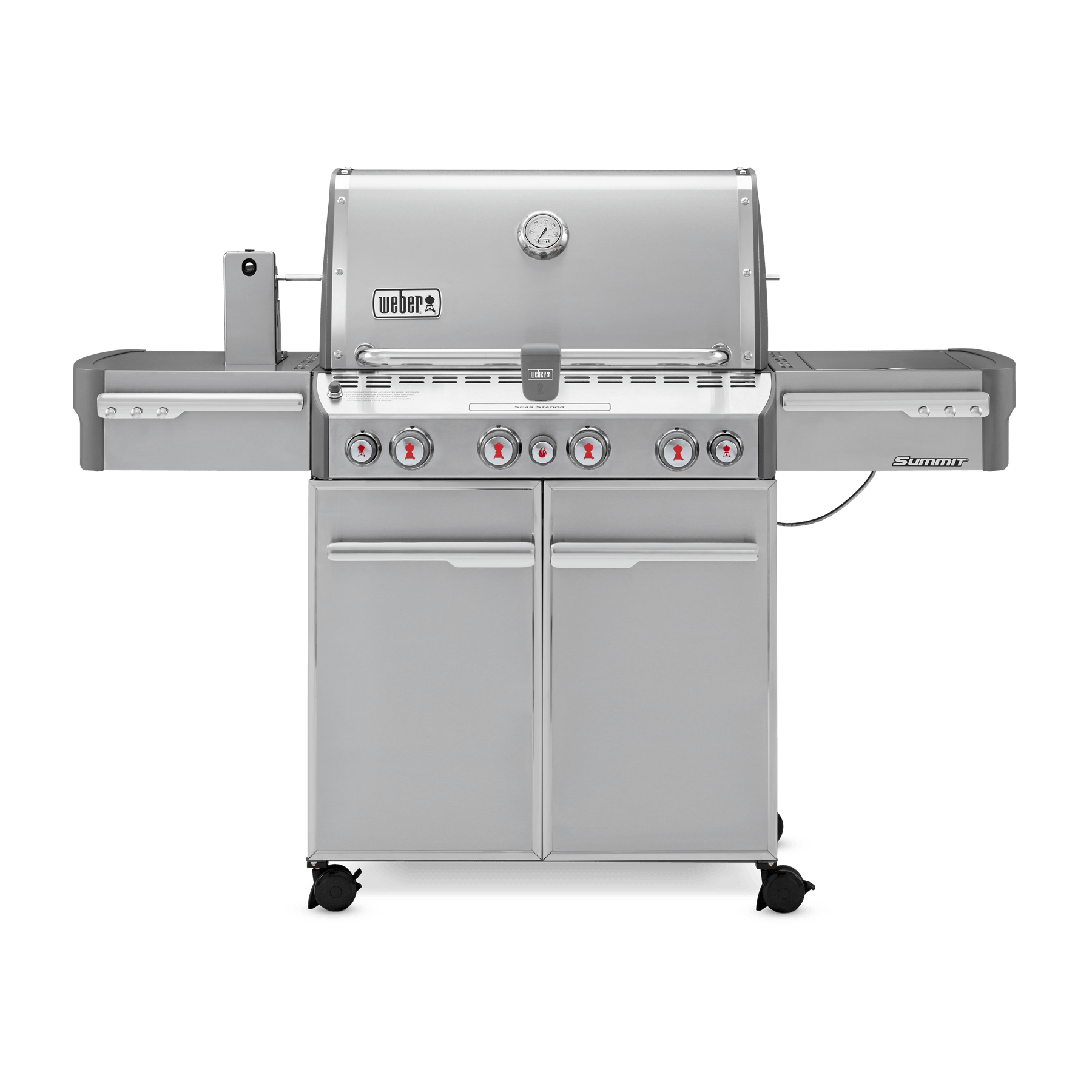 Barbecue a gas Summit® S-470 GBS