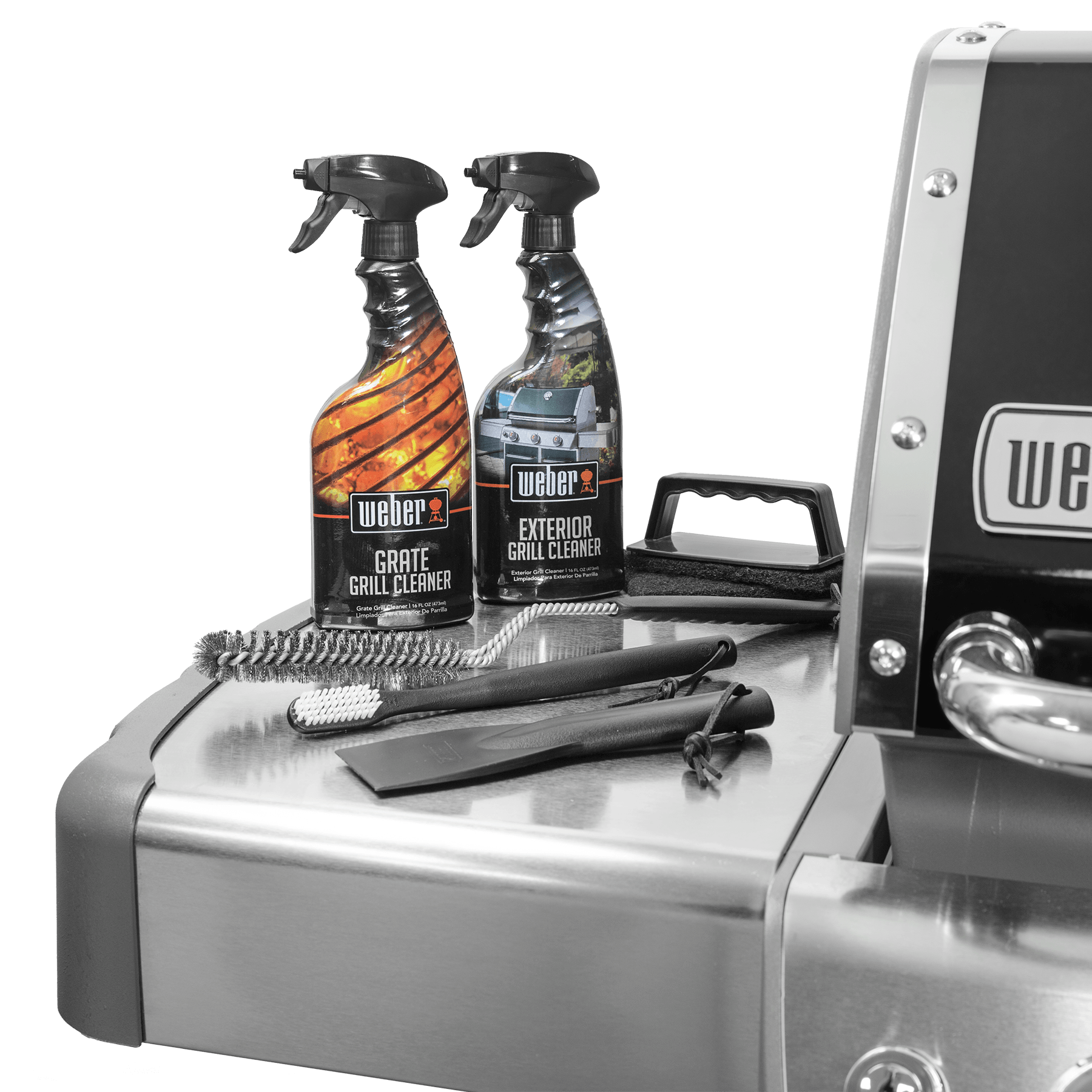Care Cleaning Products And Tools Weber Grills