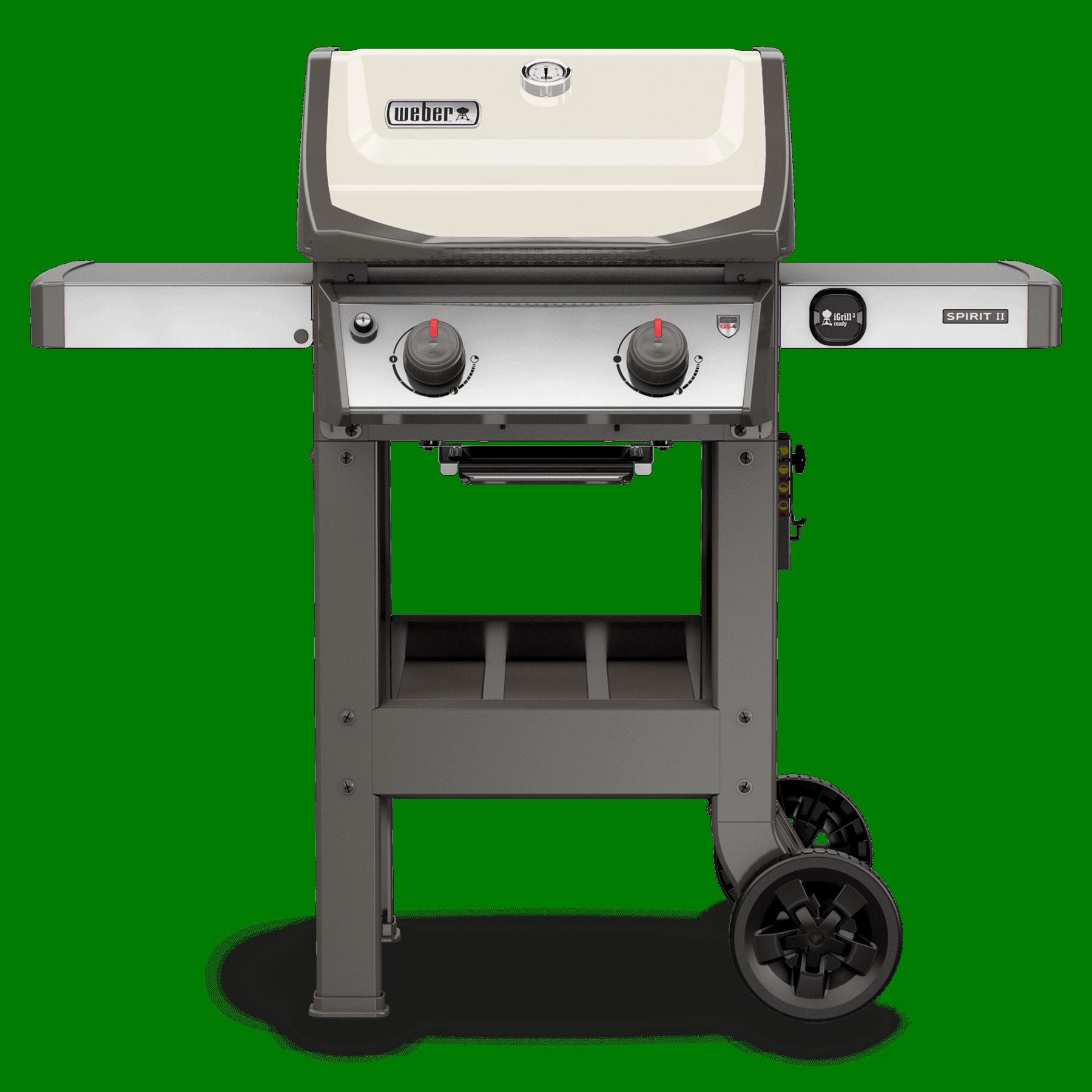 Spirit II E-210 Gas Grill
