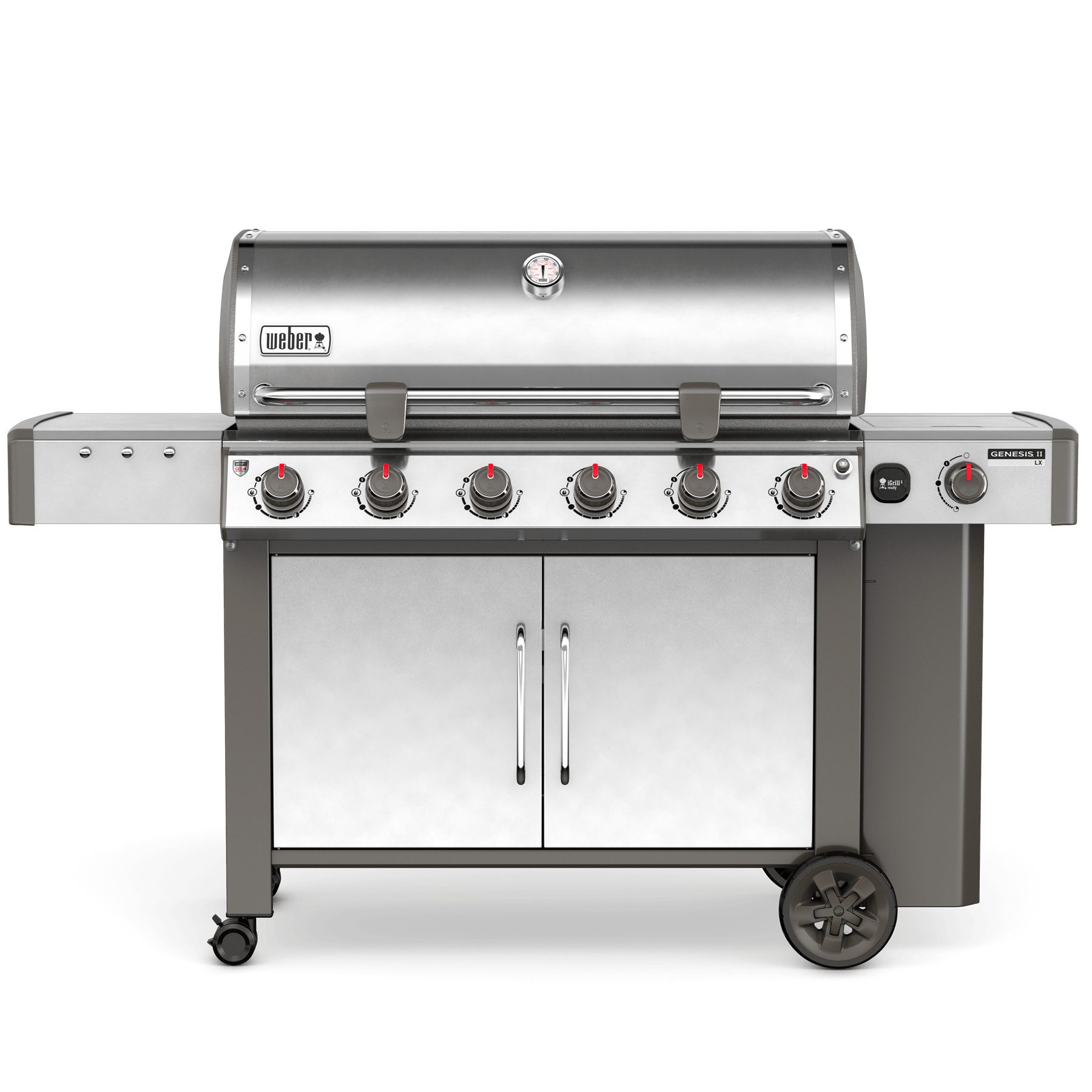 Genesis® II LX S-640 GBS Gas Barbecue