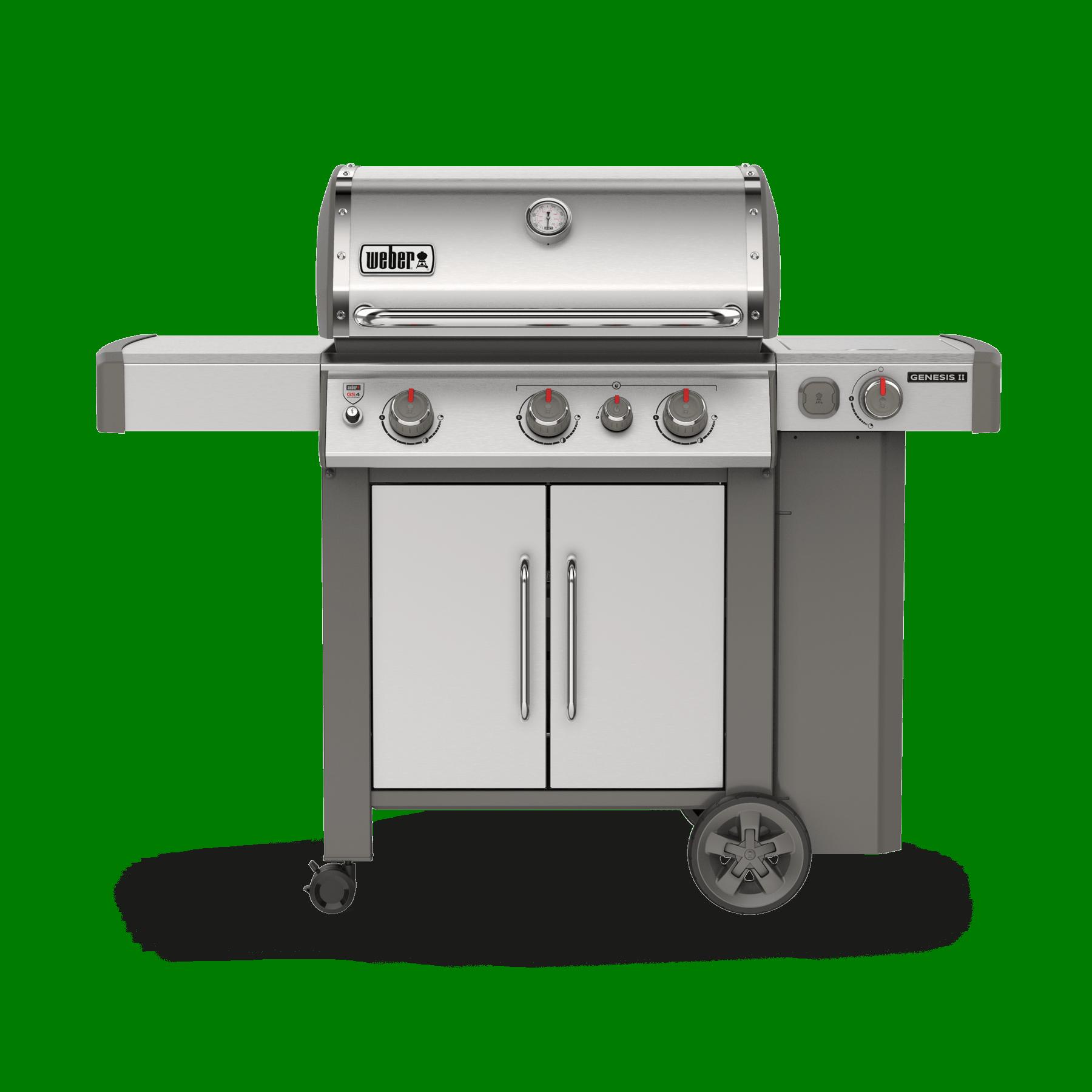 Asador de gas Genesis® II S-335