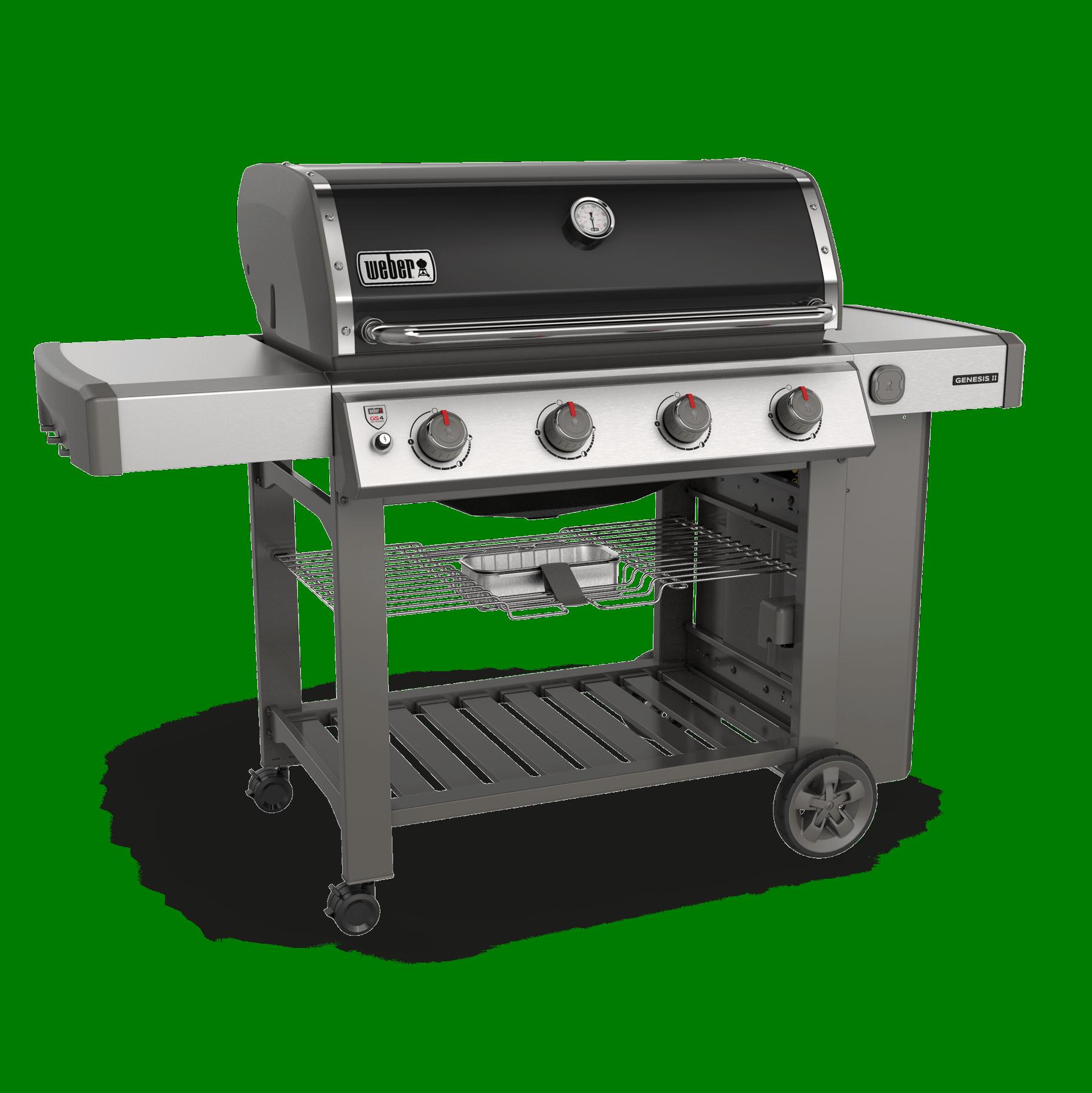 Genesis® II E-410 Gas Grill
