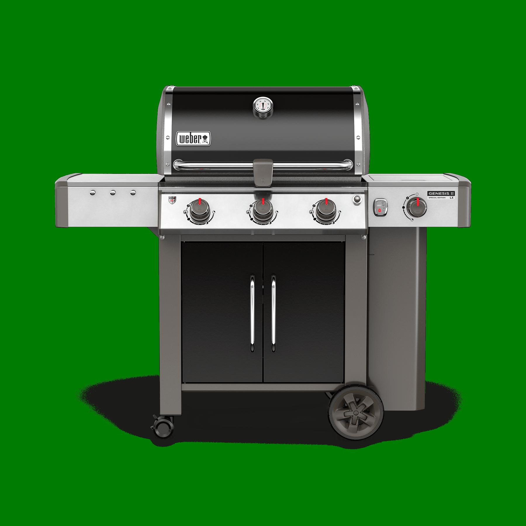 Genesis® II LX CSE-340 Gas Grill
