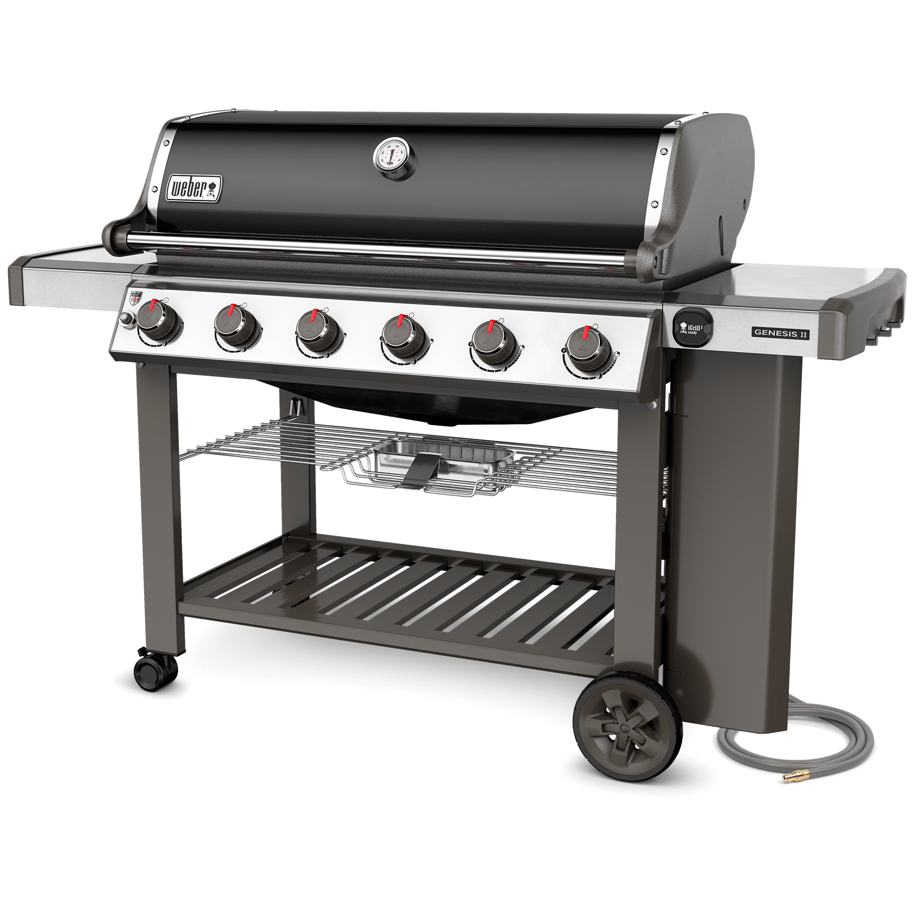 Genesis® II E-610 Gas Grill (Natural Gas)