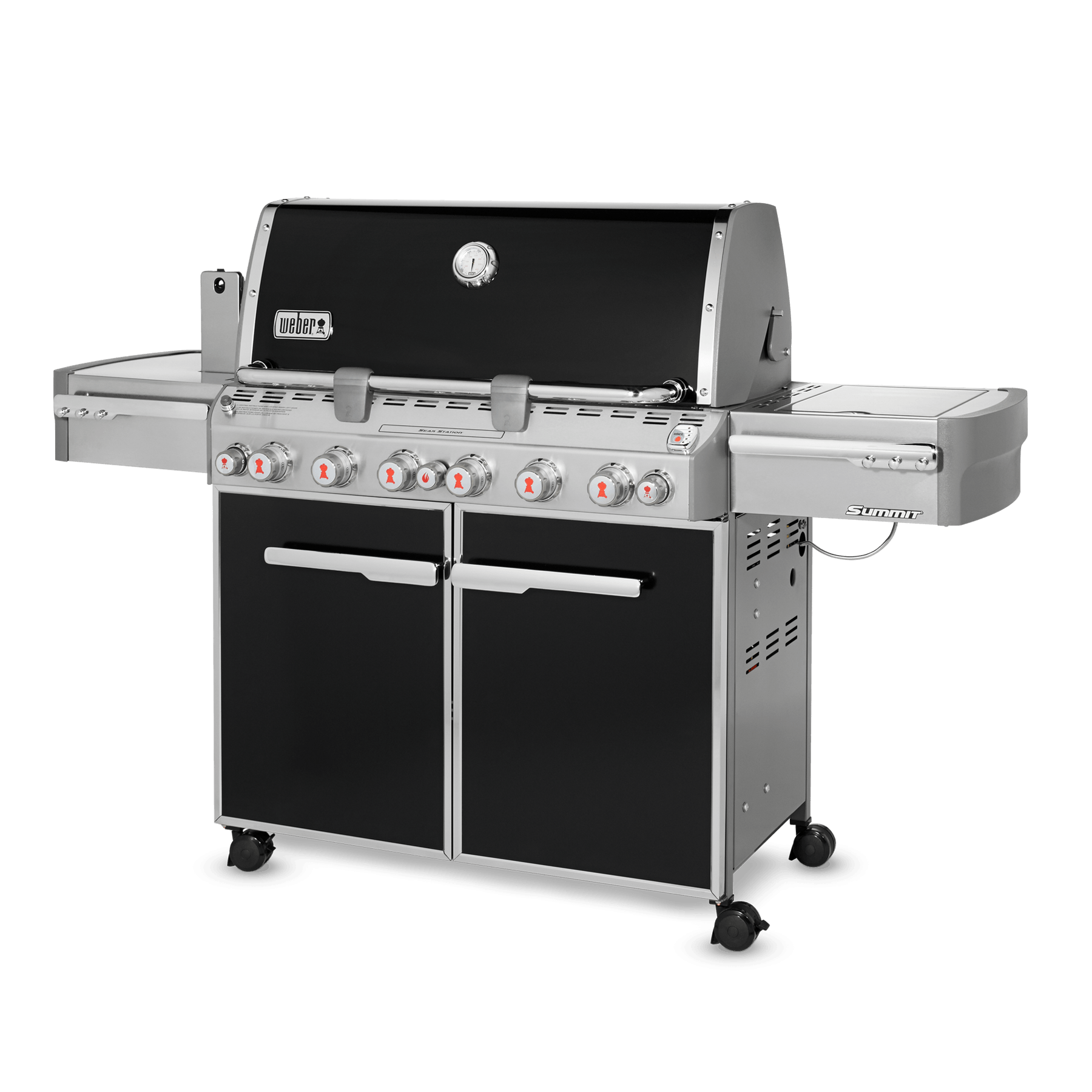 weber summit e 670 gas grill weber grills. Black Bedroom Furniture Sets. Home Design Ideas