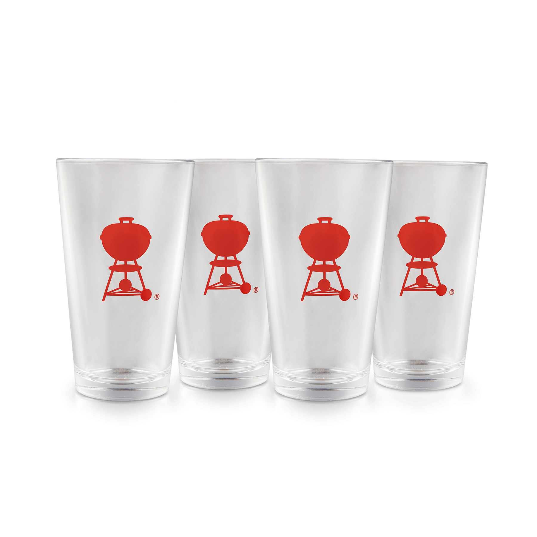 Pint Glasses – 4 Piece Set