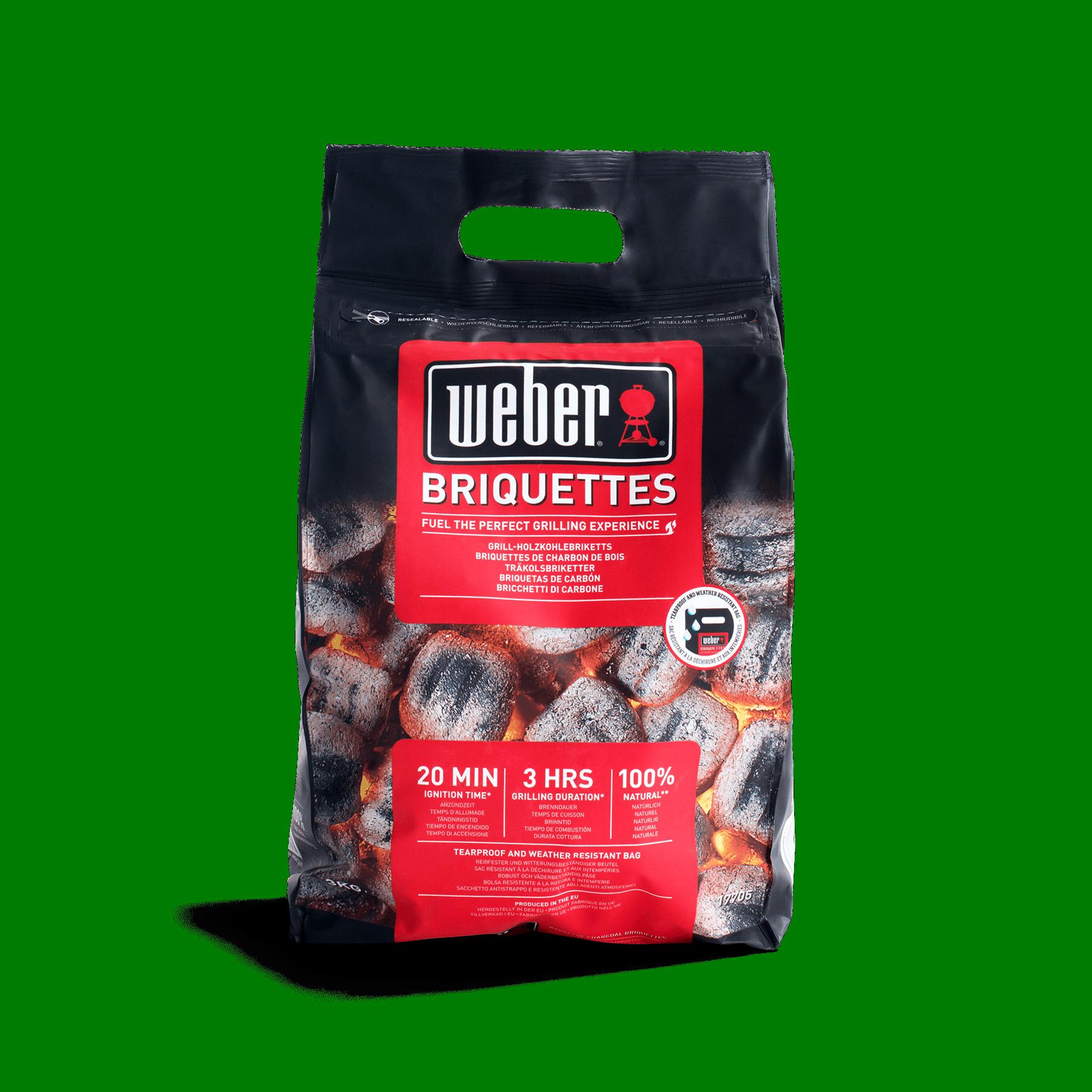 Briquettes Weber