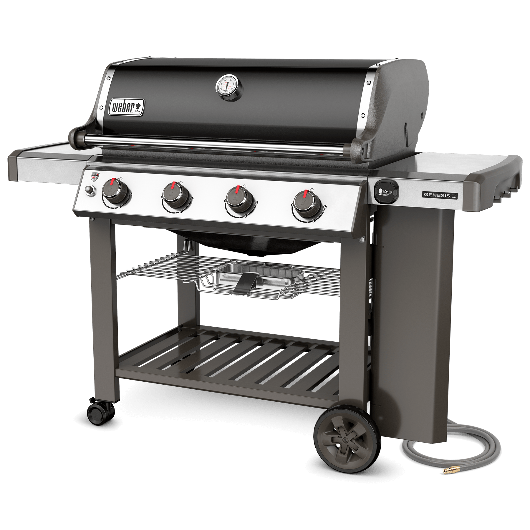 Weber Genesis II E 410 Natural Gas Grill