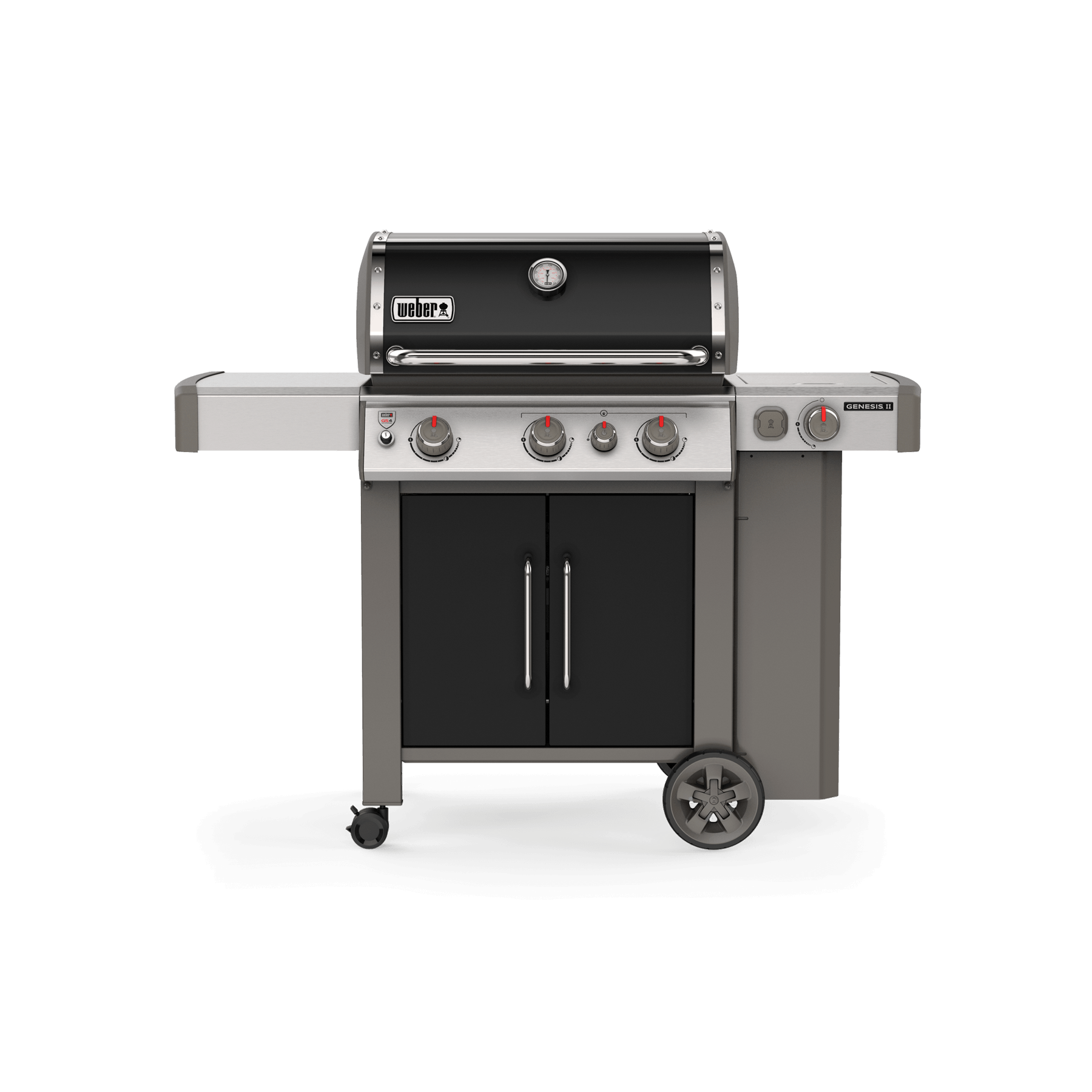 weber gasgrills - die genesis modelle | weber® grill original