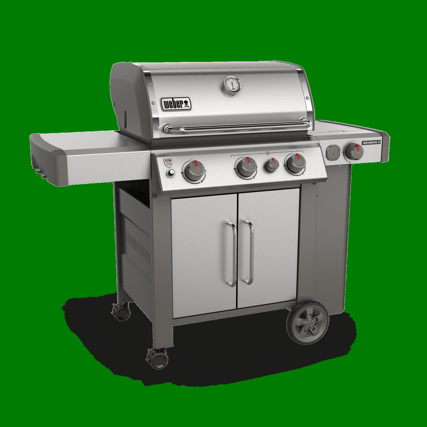 Genesis® II S-335 Gas Grill