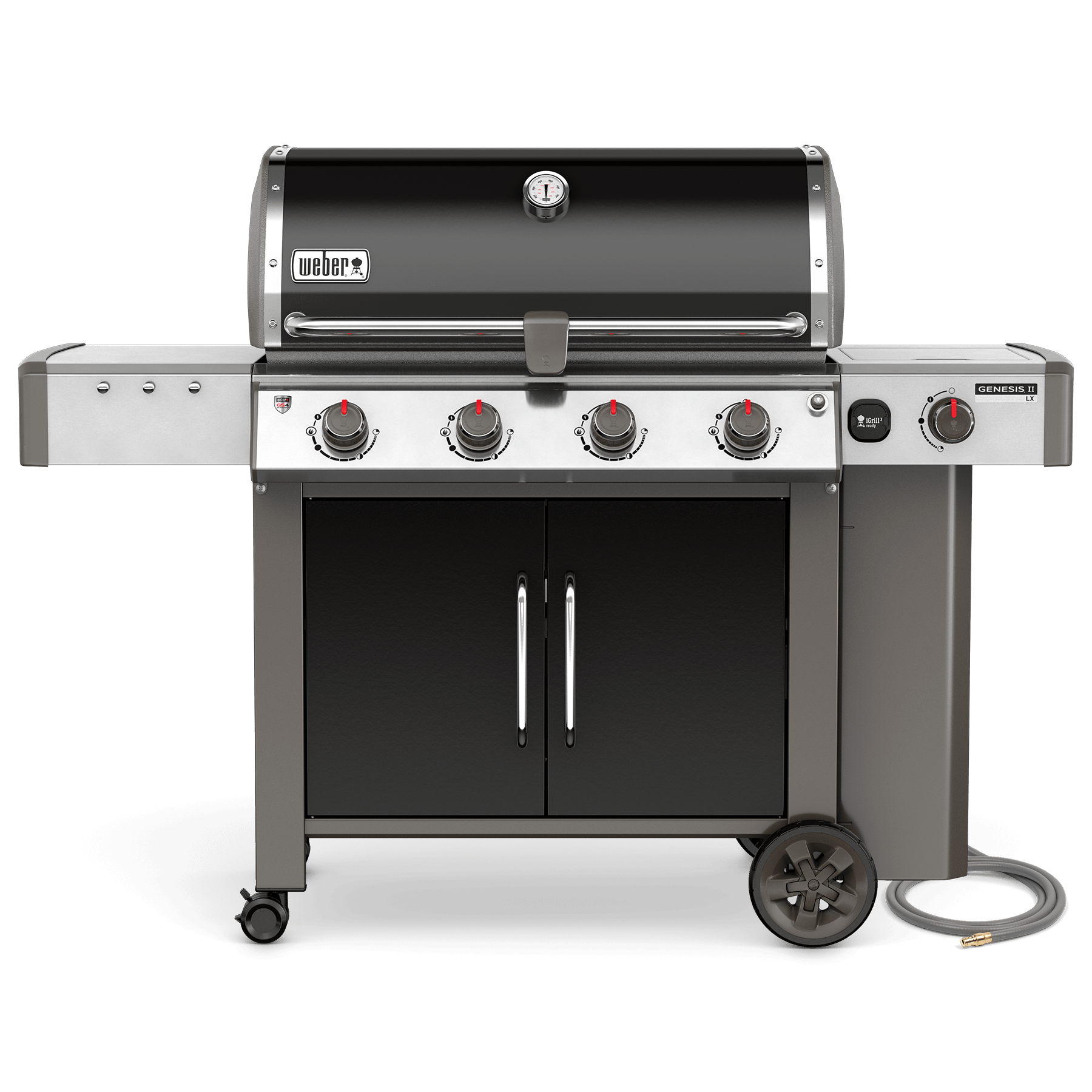 Genesis® II LX E-440 Gas Grill (Natural Gas)