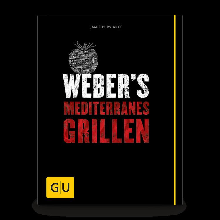 Weber´s Mediterranes Grillen – allemand
