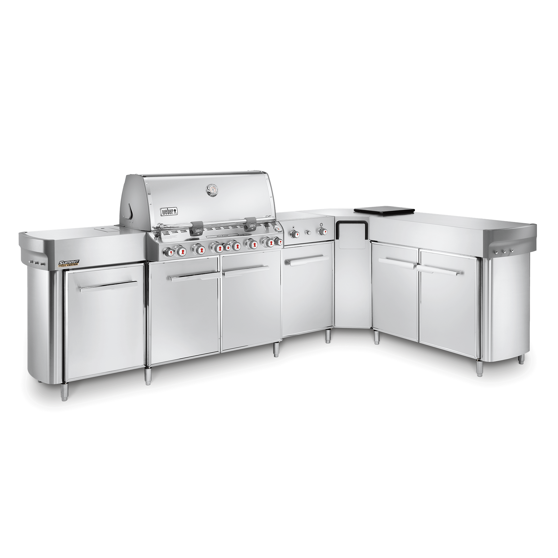 Summit® GBS Grill-Center