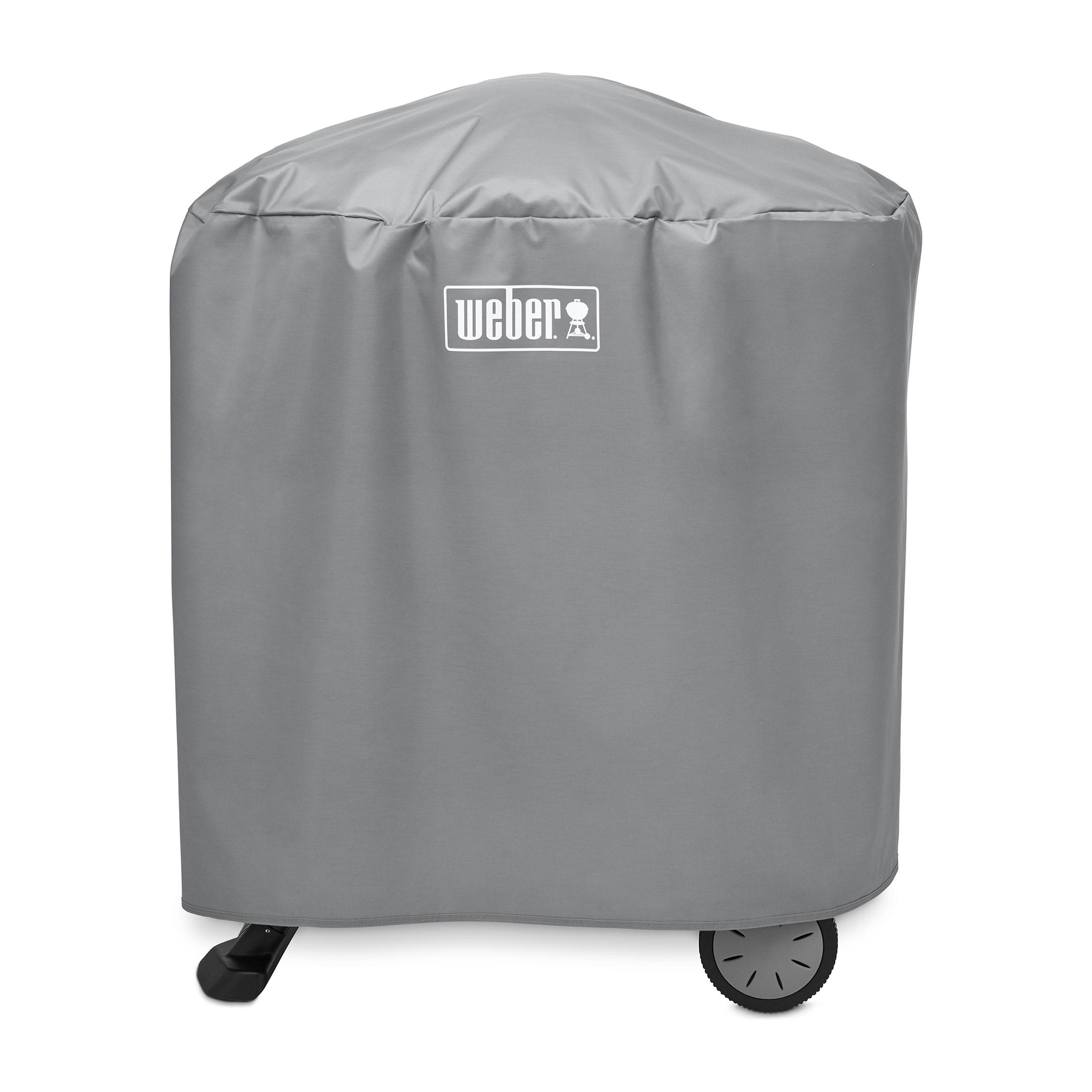 abdeckhaube standard f r weber q serie mit rollwagen oder stand at. Black Bedroom Furniture Sets. Home Design Ideas