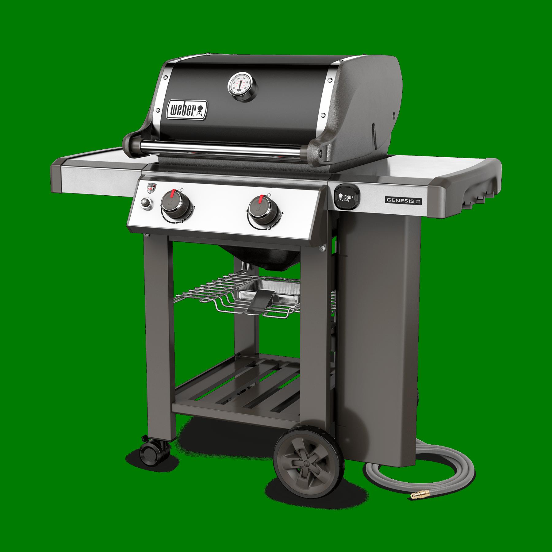 weber genesis ii e 210 natural gas grill weber grills. Black Bedroom Furniture Sets. Home Design Ideas