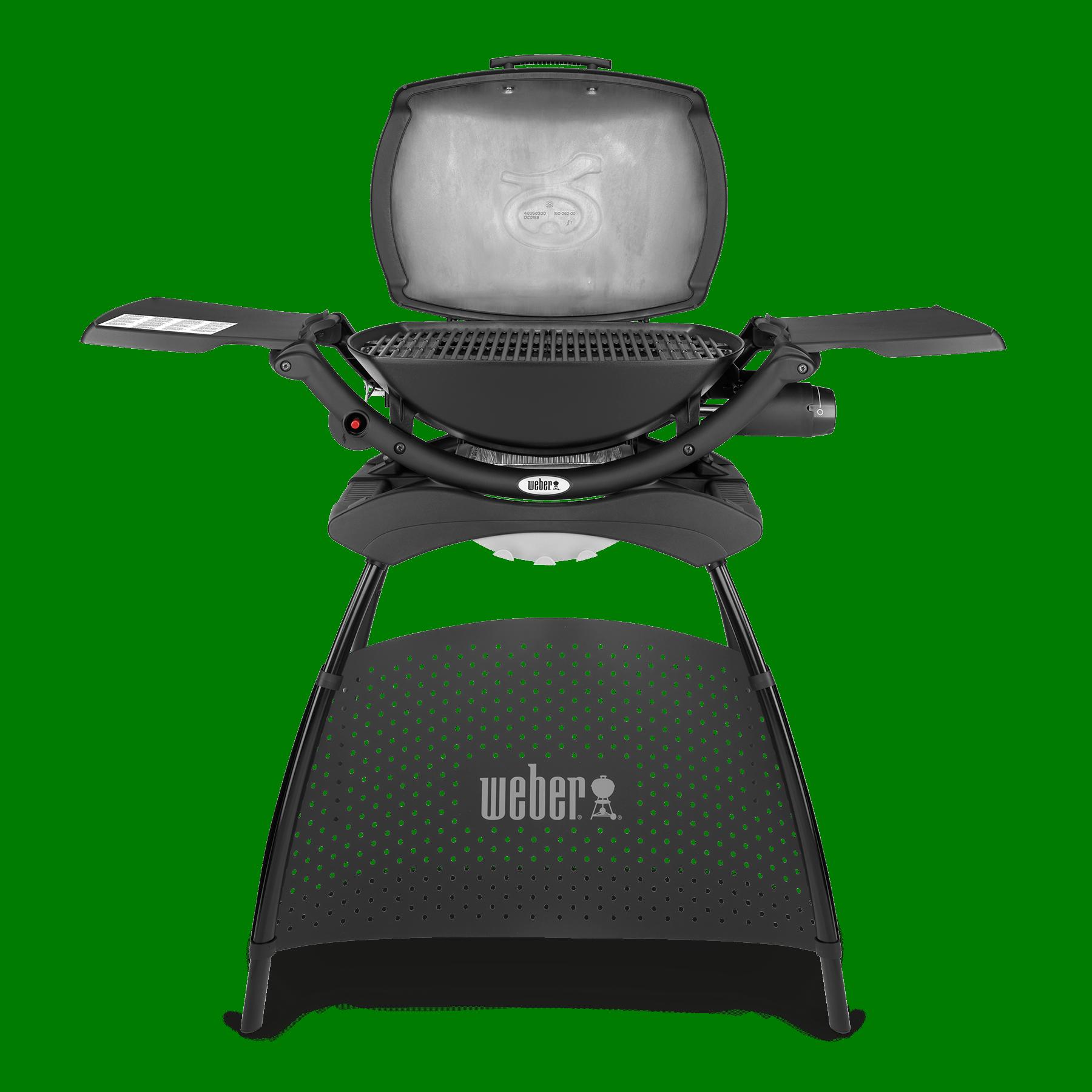 Weber® Q 2000 Gassgrill med stativ