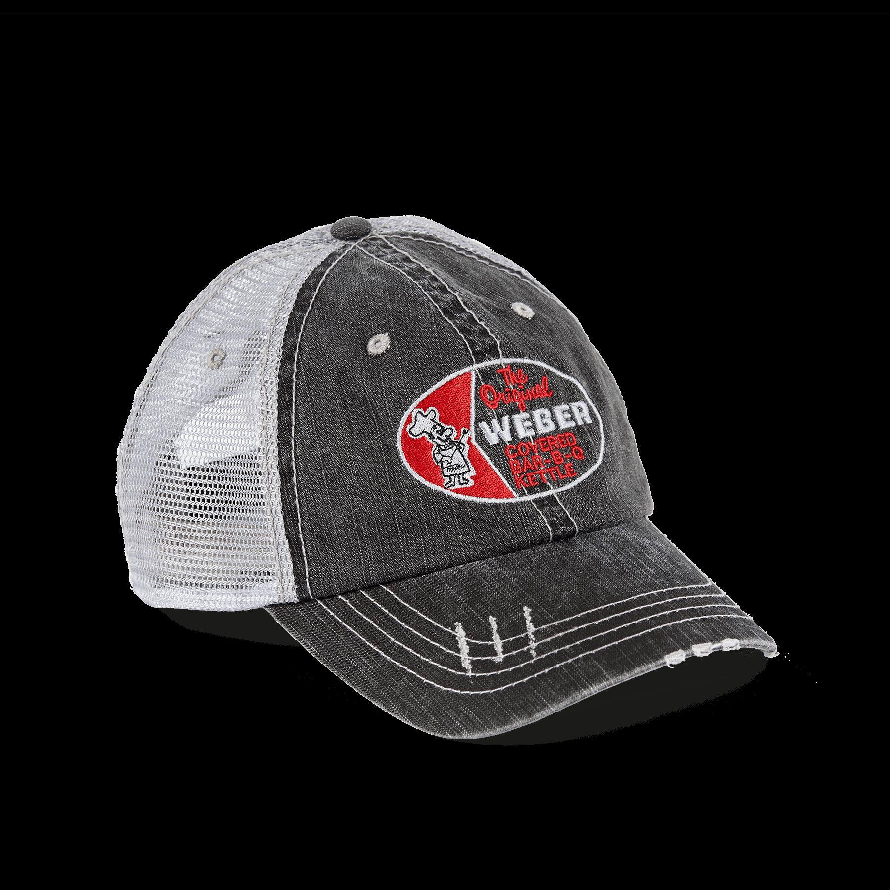 Topper Hat - Gray