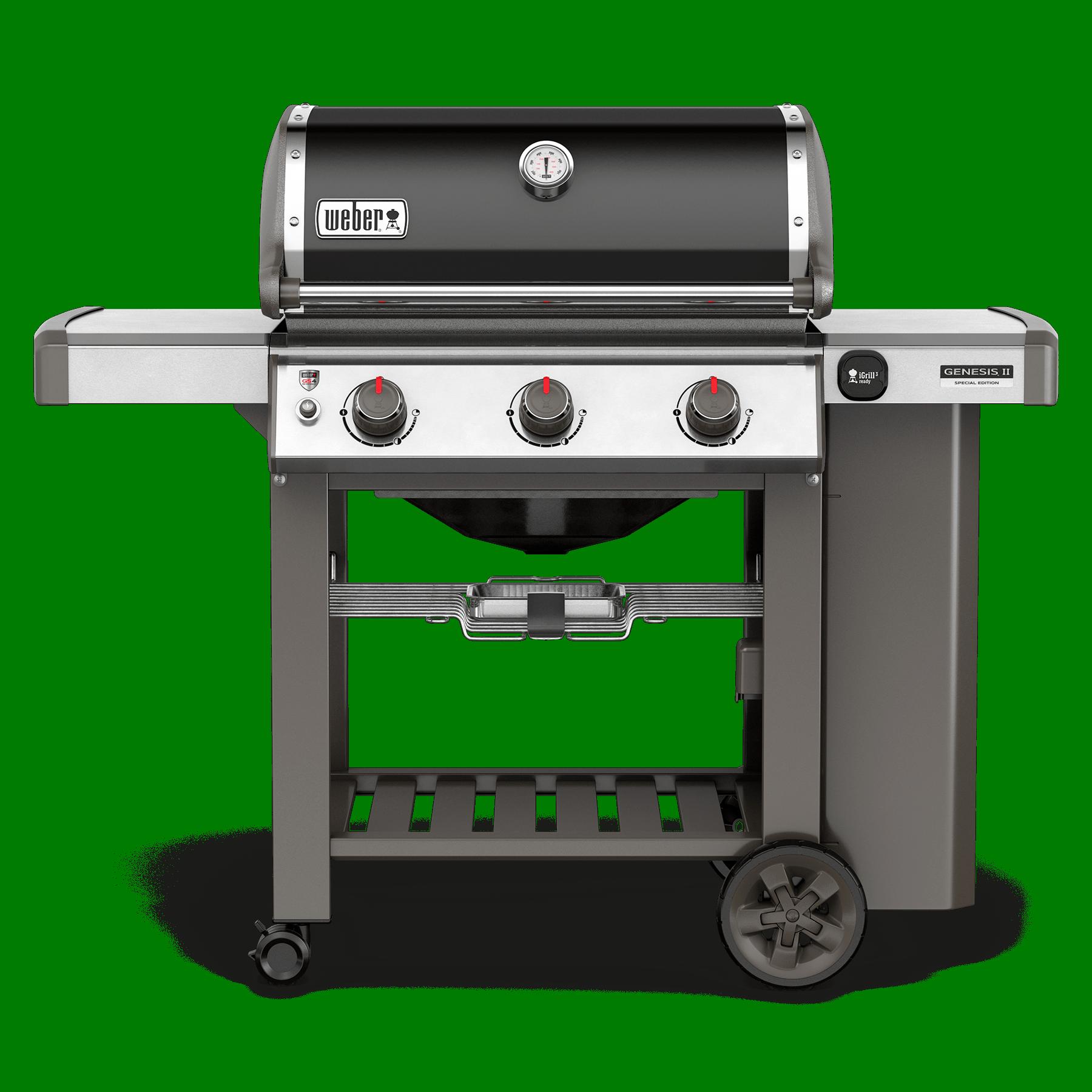 Genesis® II SE-310 Gas Grill