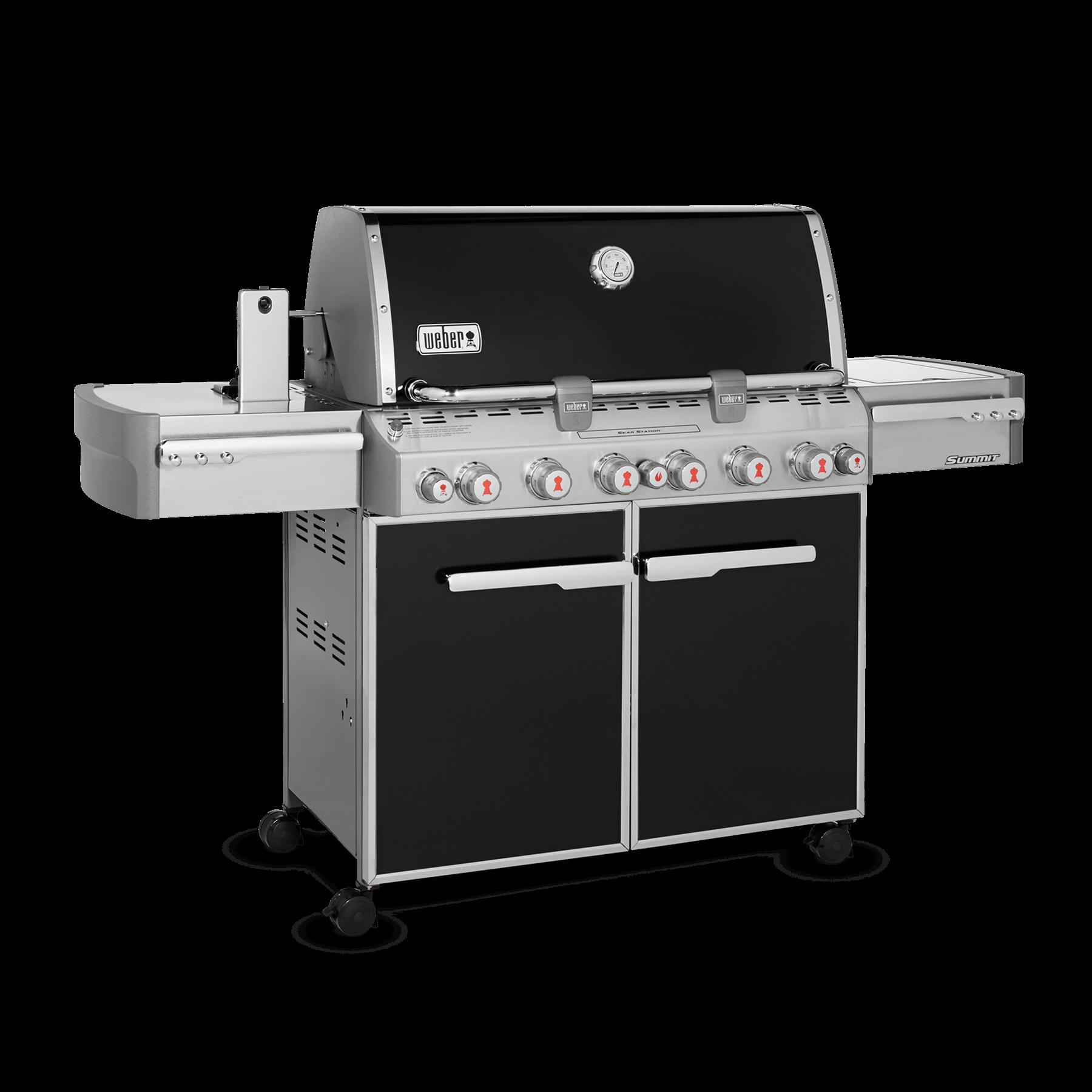 Summit® E-670 GBS Gasbarbecue