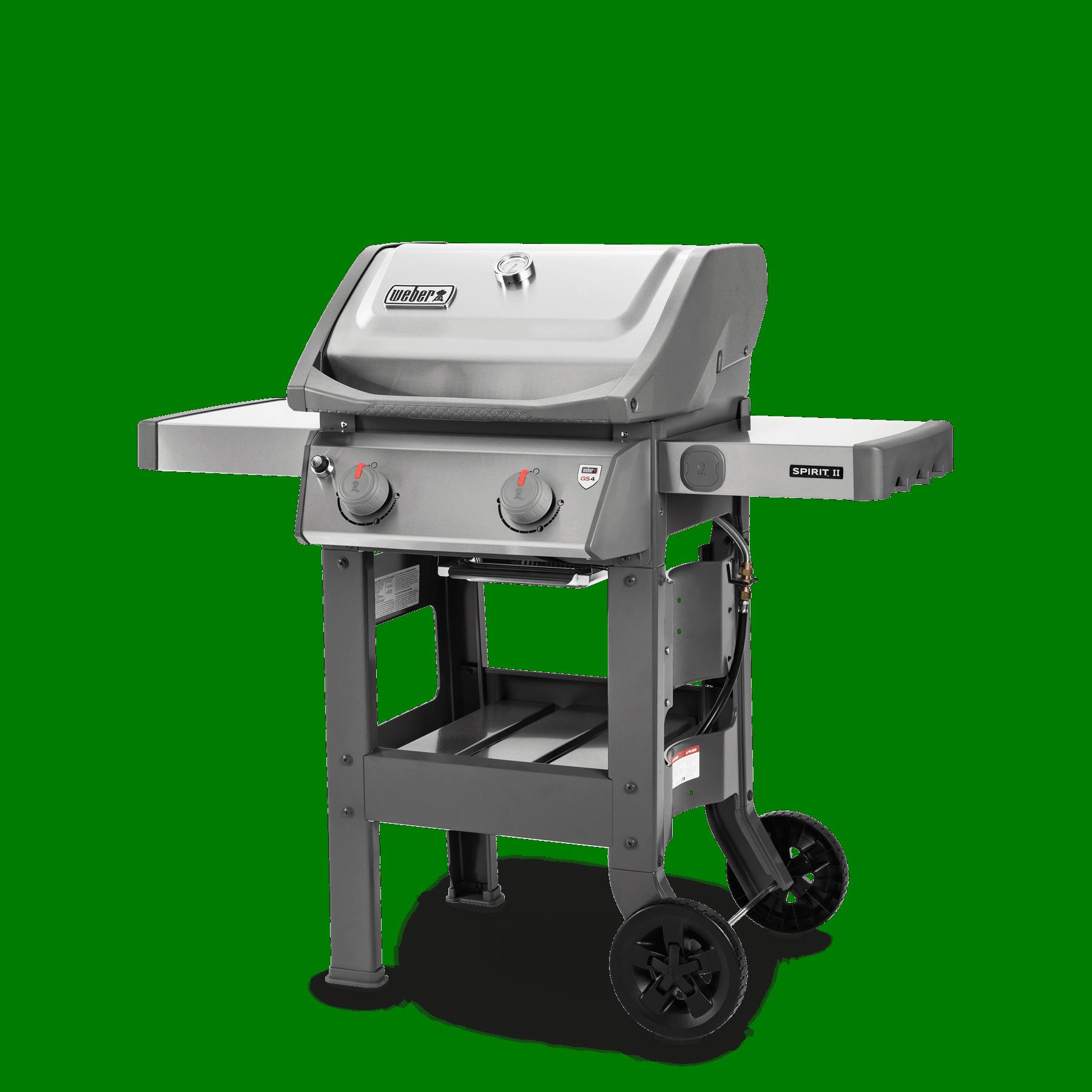 Spirit II S-210 GBS Gas Grill