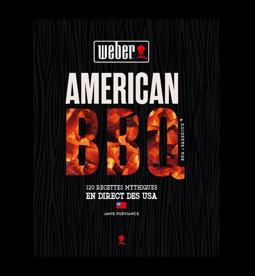 "LIVRE DE RECETTES ""AMERICAN BBQ"""
