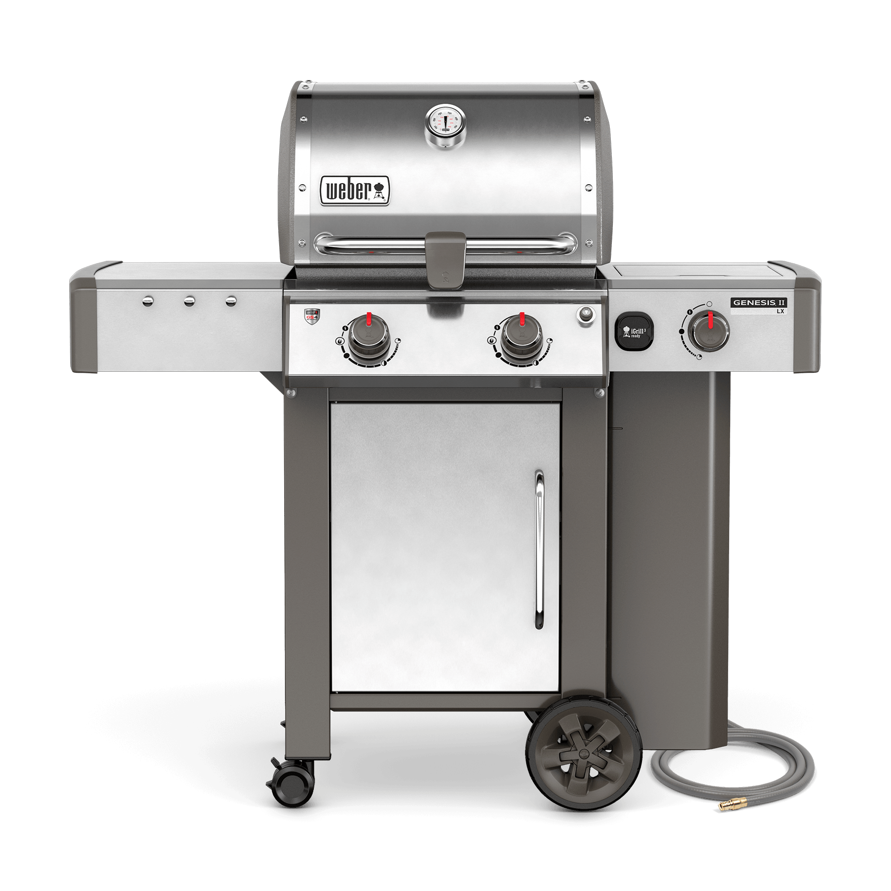 Genesis® II LX S-240 Gas Grill (Natural Gas)