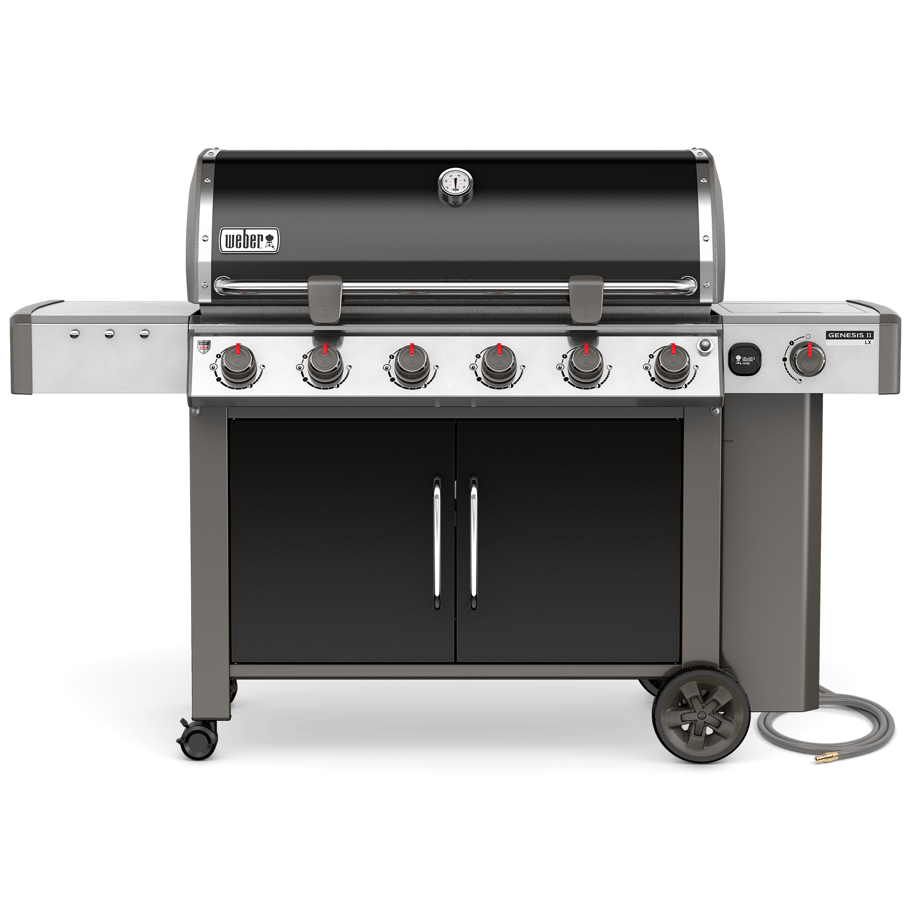 Genesis® II LX E-640 Gas Grill (Natural Gas)