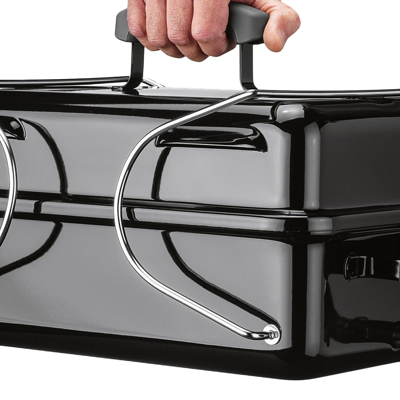 go anywhere weber gasgrill f r unterwegs weber grill original. Black Bedroom Furniture Sets. Home Design Ideas
