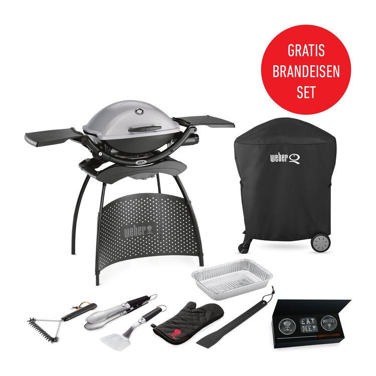 Weber® Q® 2200 Stand Vorteils-Set, groß