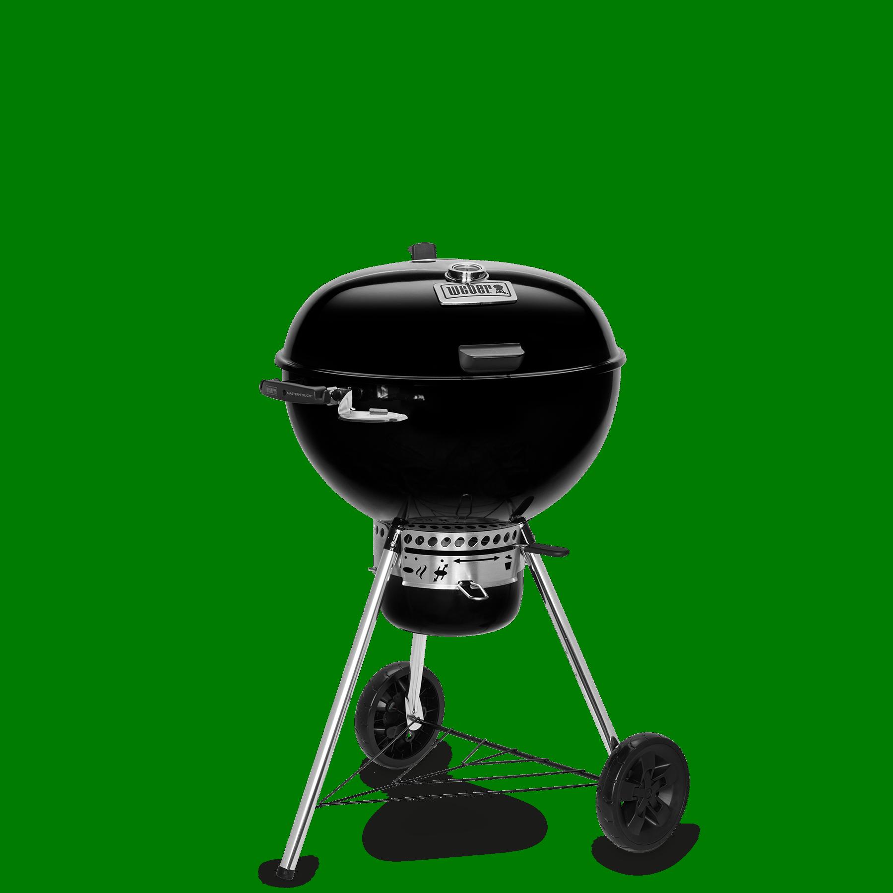 Master-Touch GBS Premium SE E-5775 Charcoal Barbecue 57 cm