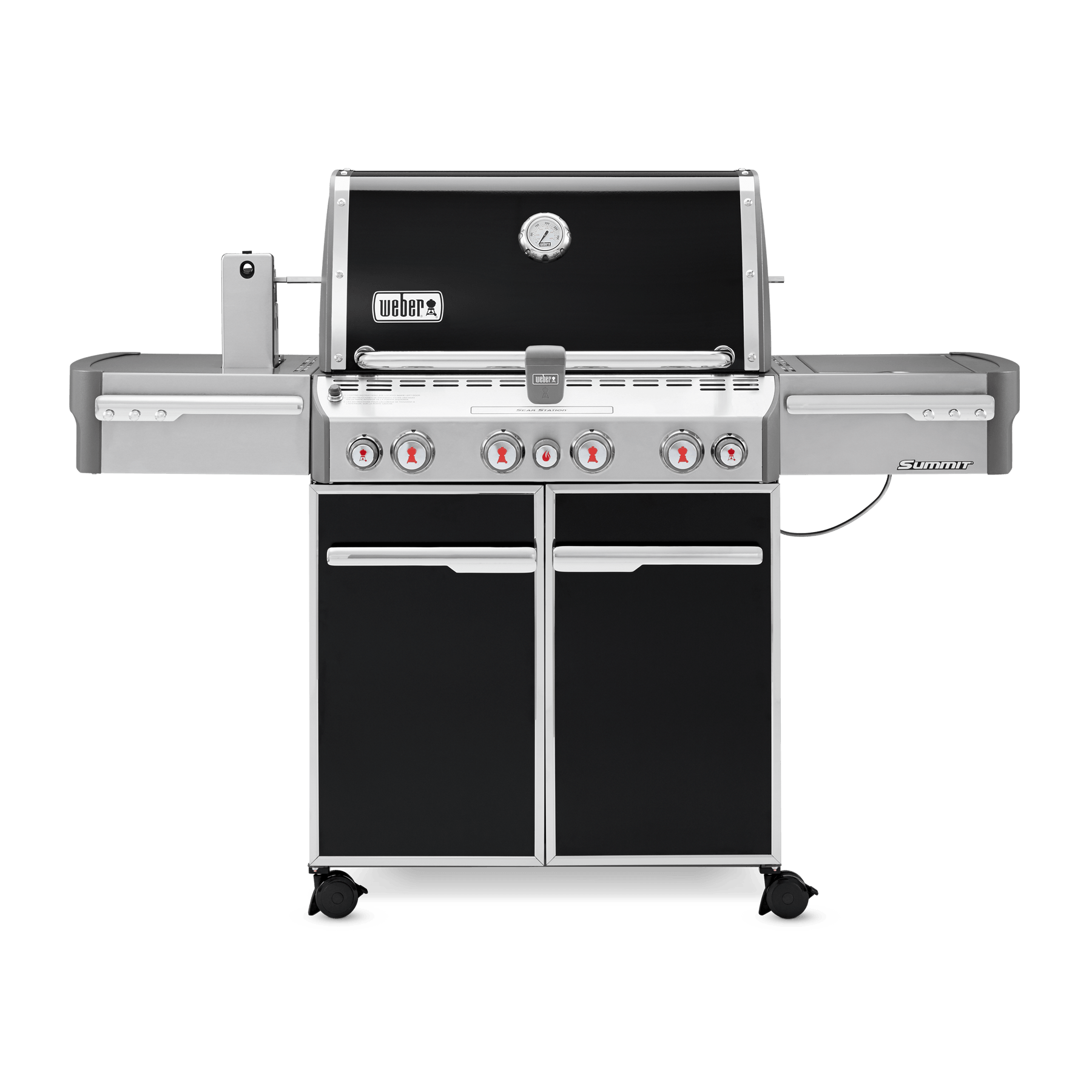 Barbecue a gas Summit® E-470 GBS