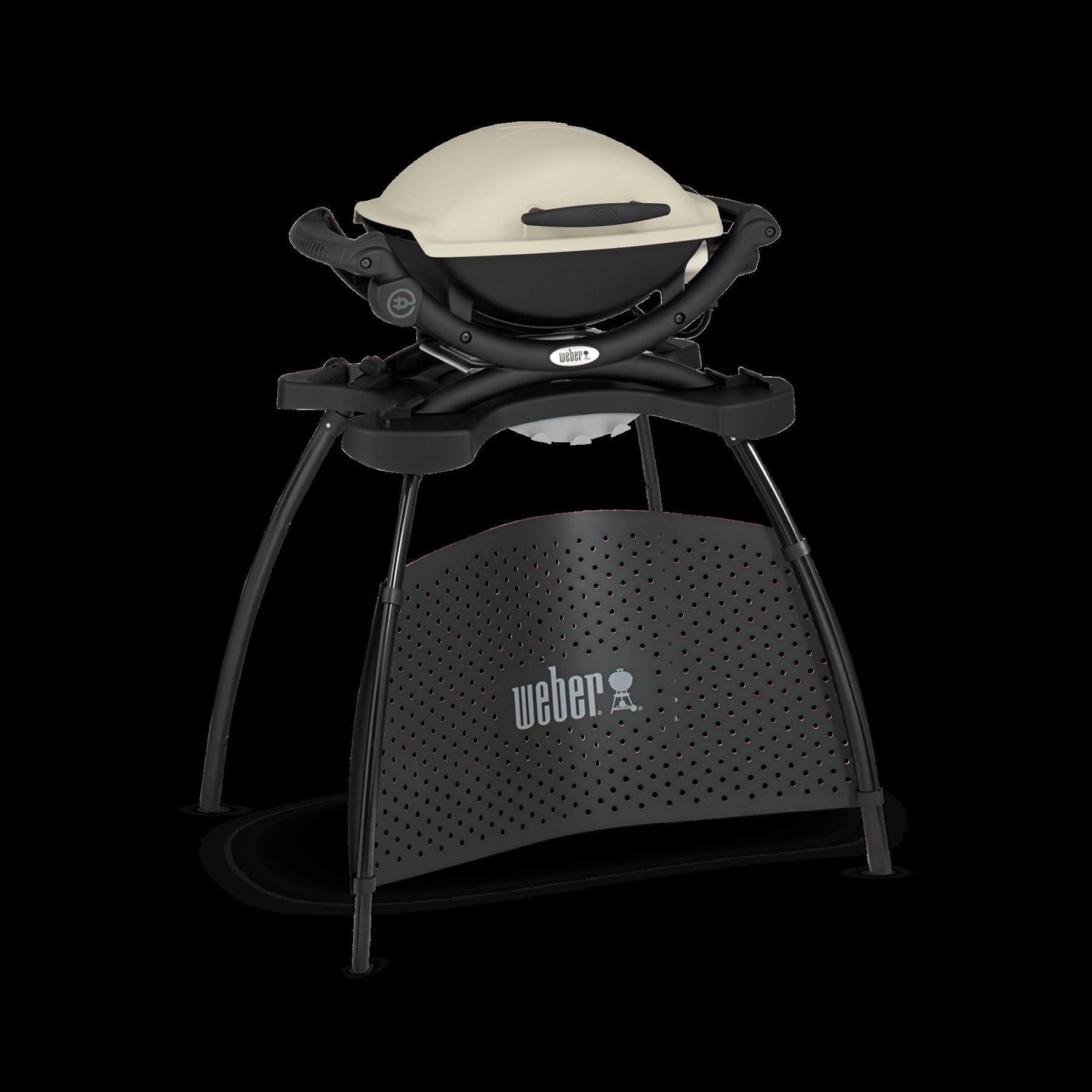 Weber® Q 1400 – Elektrogrill mit Stand