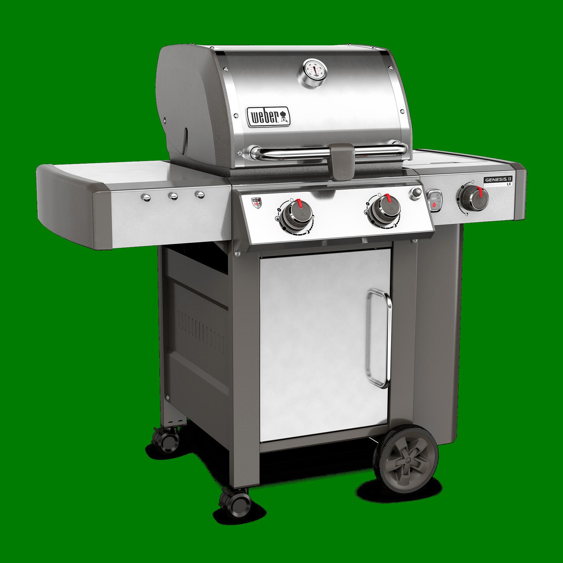 Genesis® II LX S-240 Gas Grill