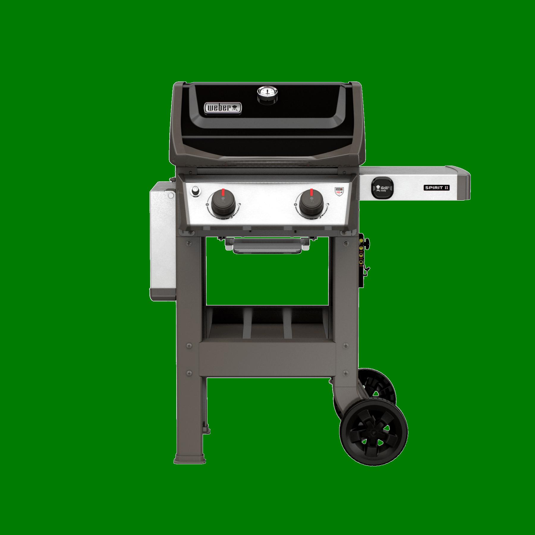 Weber spirit ii e 210 gas grill weber grills for Weber gasgrill spirit e 210