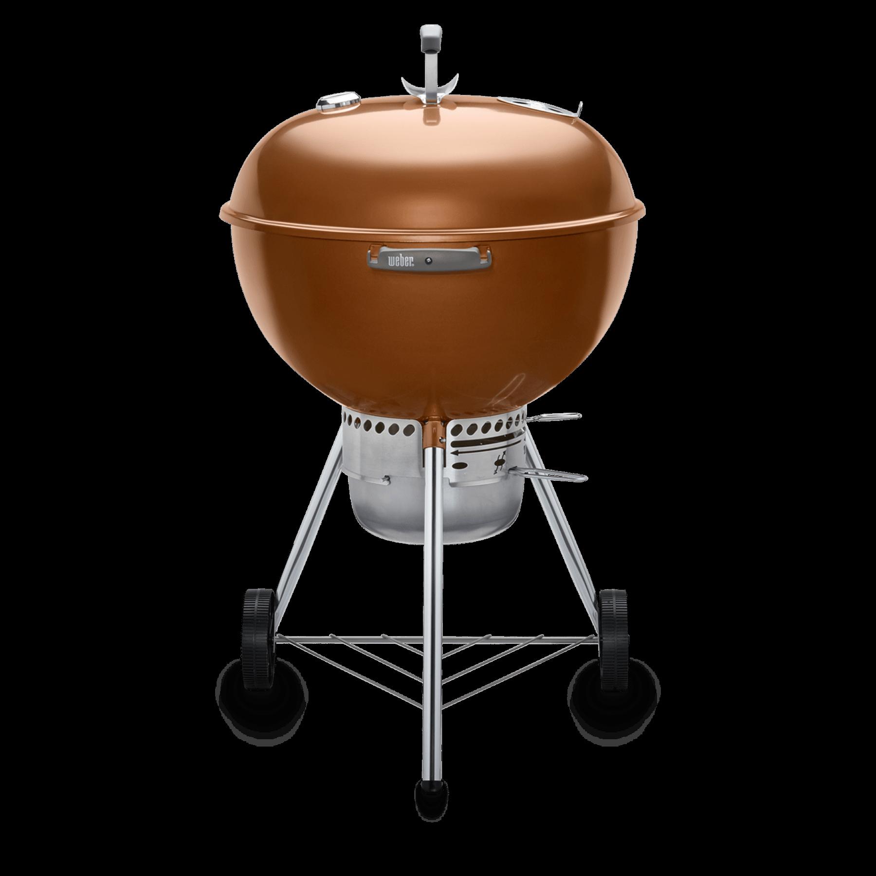 "Original Kettle Premium Charcoal Grill 22"""