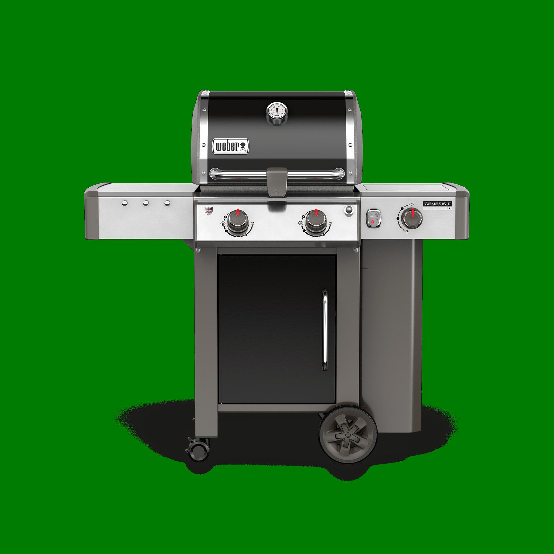 Genesis® II LX E-240 Gas Grill