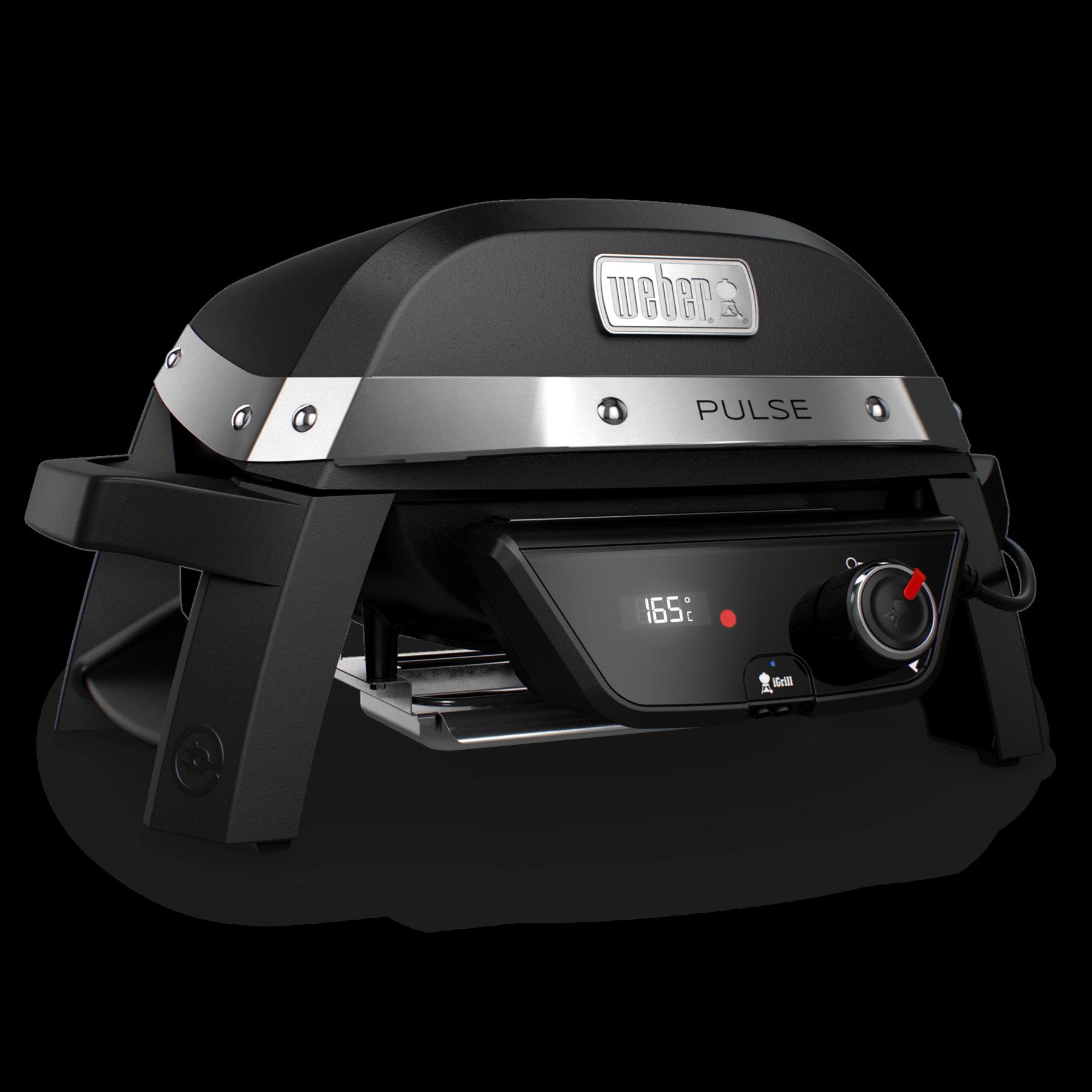 pulse 1000 elektrische barbecue weber grill original. Black Bedroom Furniture Sets. Home Design Ideas