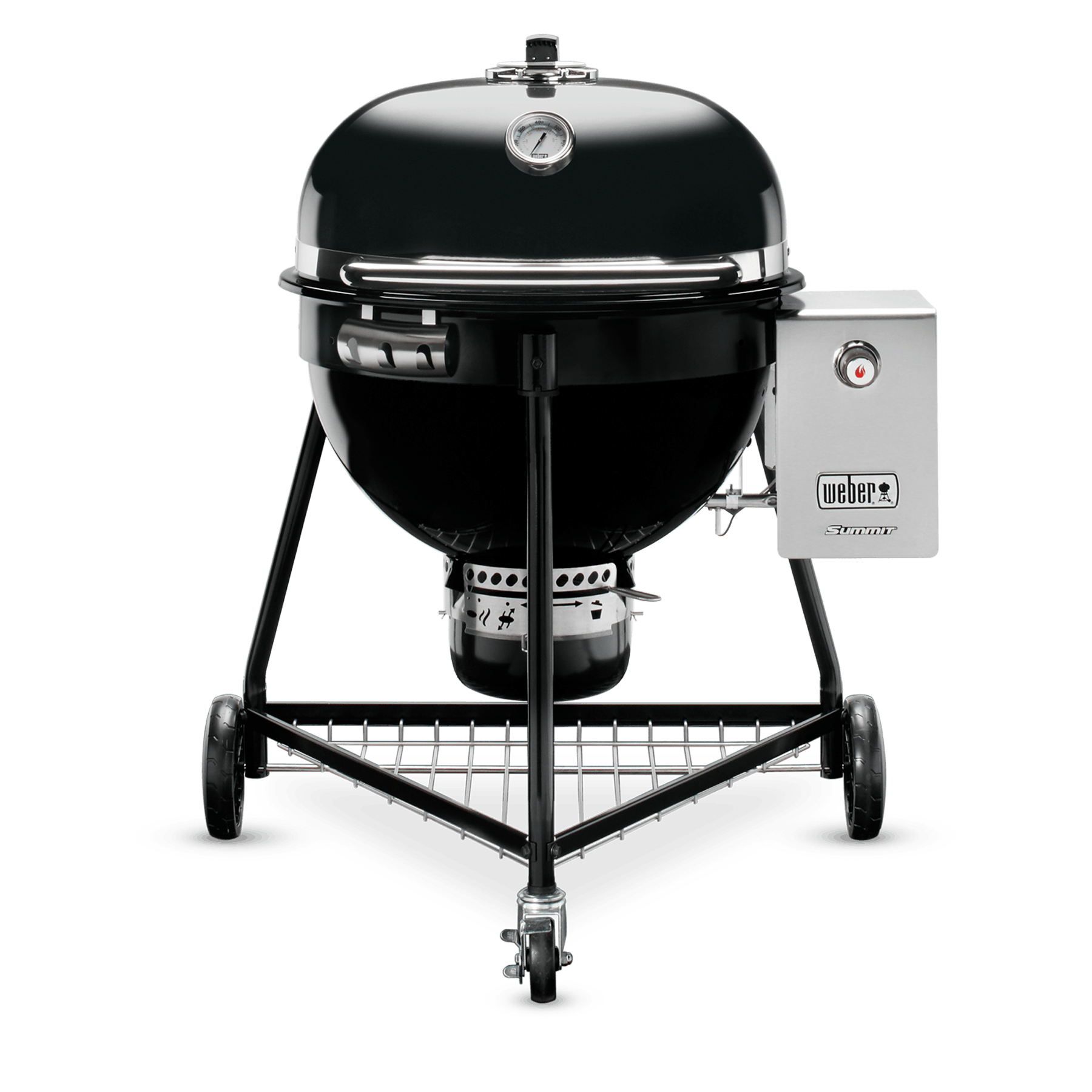 Barbecue Summit® Charcoal Ø61 cm