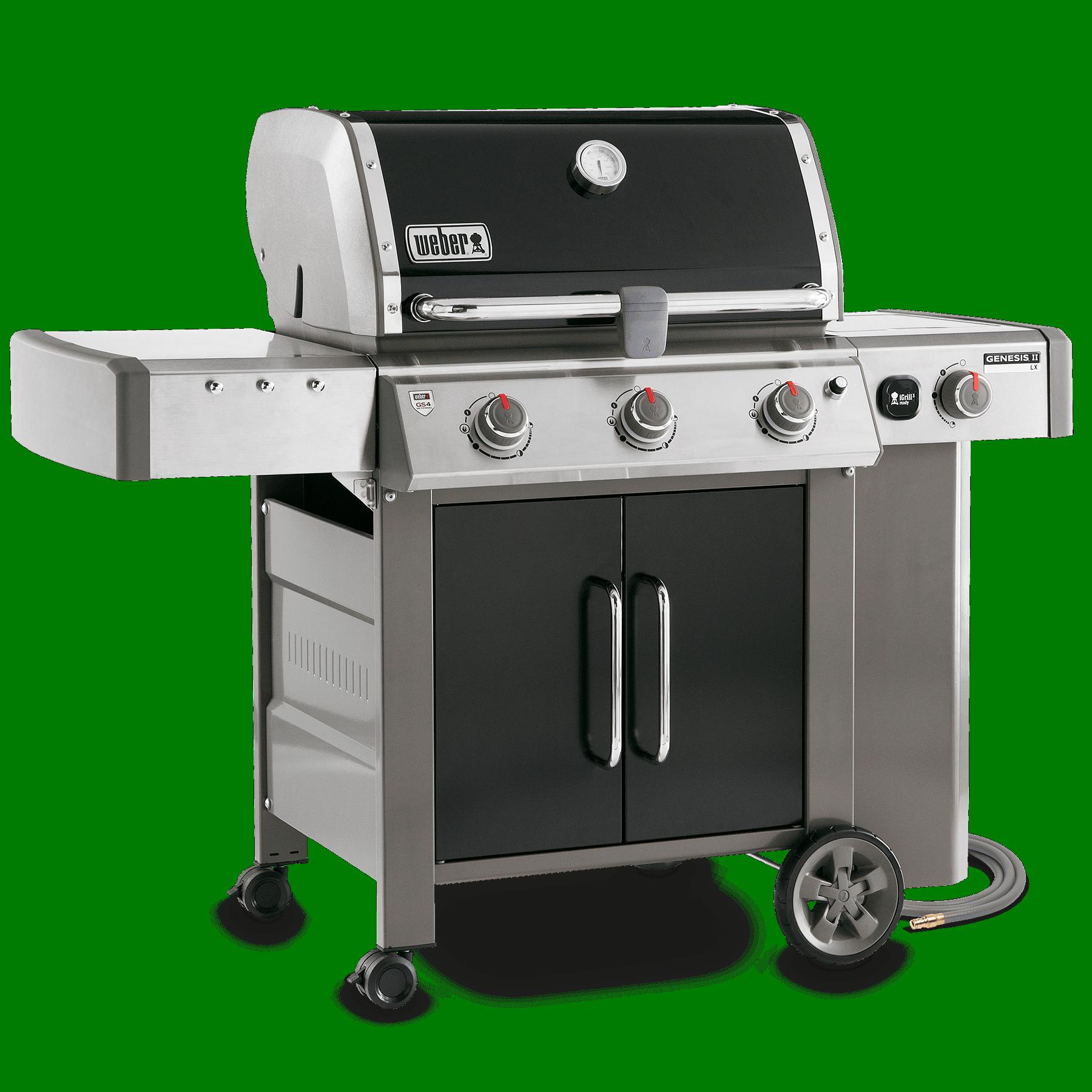 Genesis® II LX E-340 Gas Grill (Natural Gas)