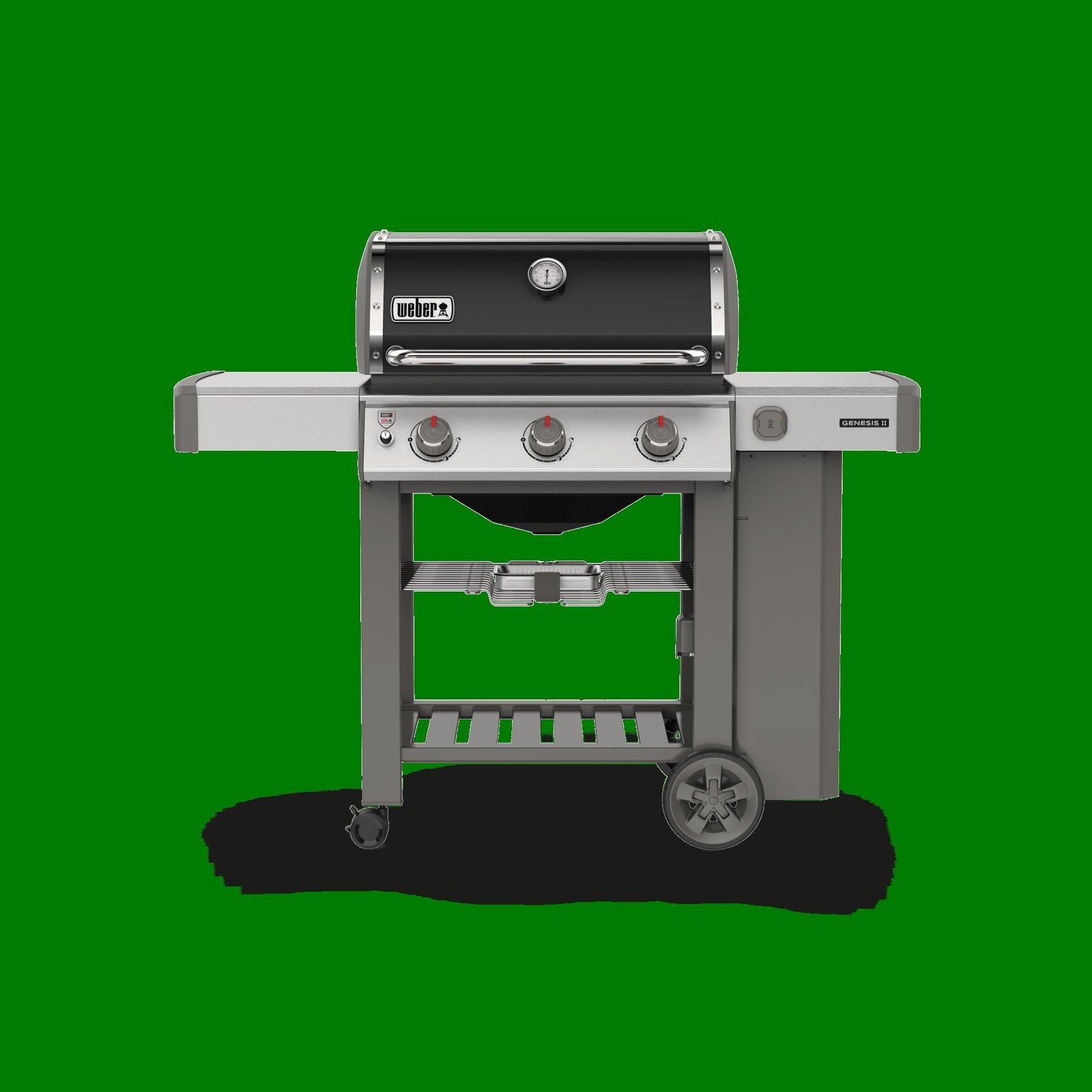 Genesis Ii E 310 Gas Grill