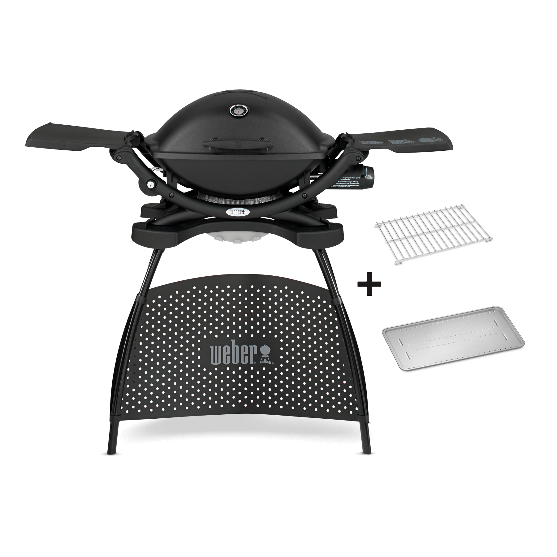 Weber® Q 2200 Gas Grill with Stand