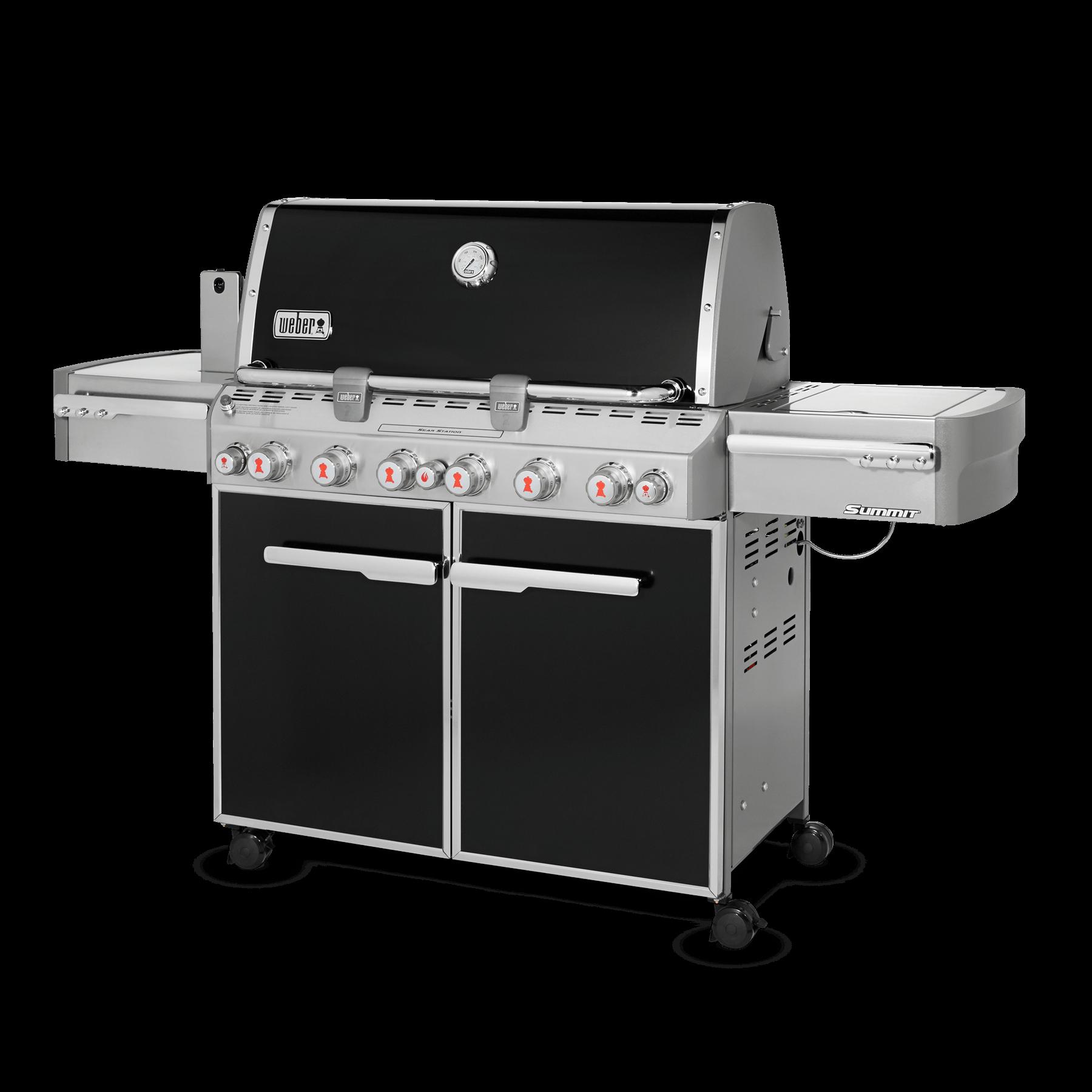 Barbecue à gaz Summit® E-670 GBS