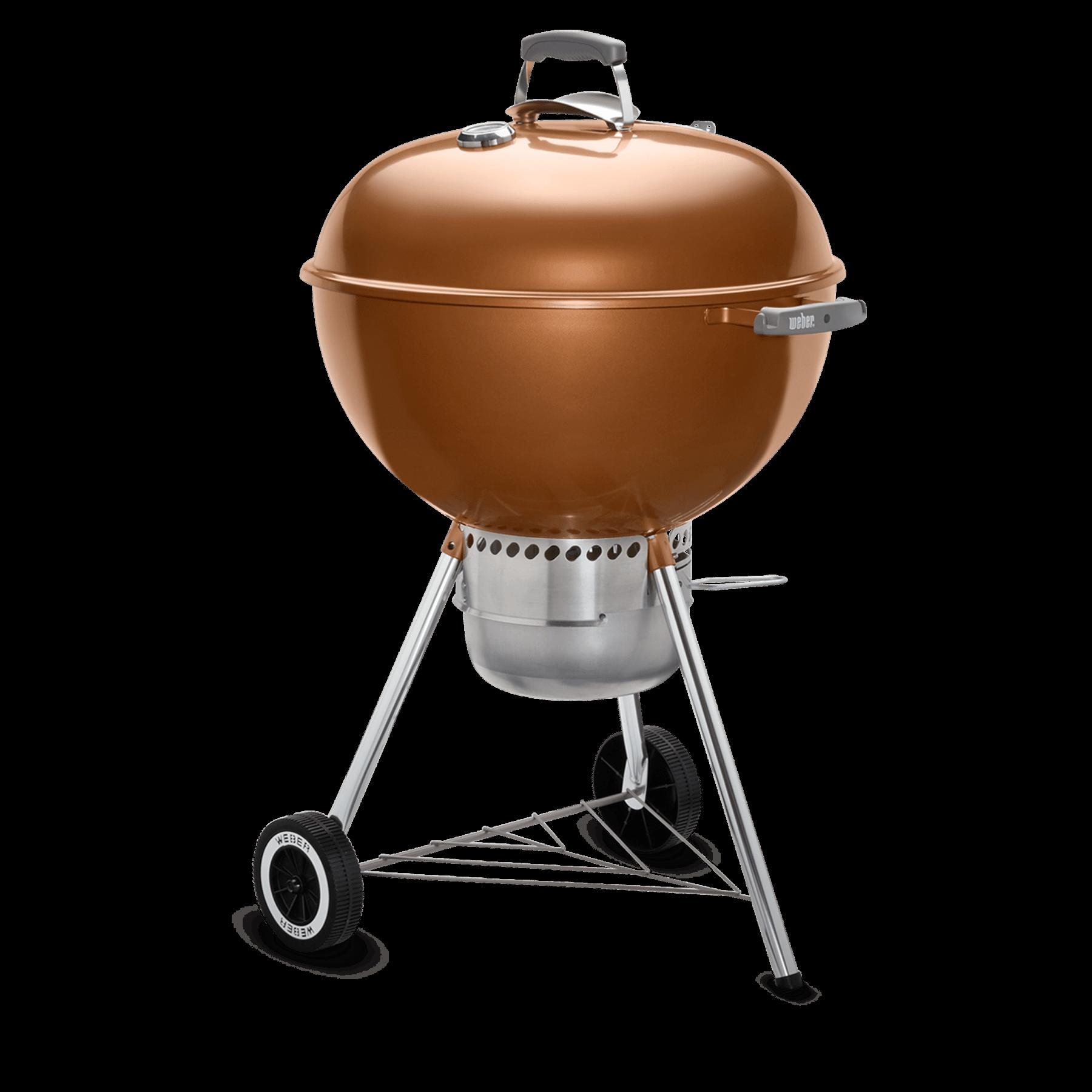 weber 22 original kettle premium charcoal grill weber. Black Bedroom Furniture Sets. Home Design Ideas