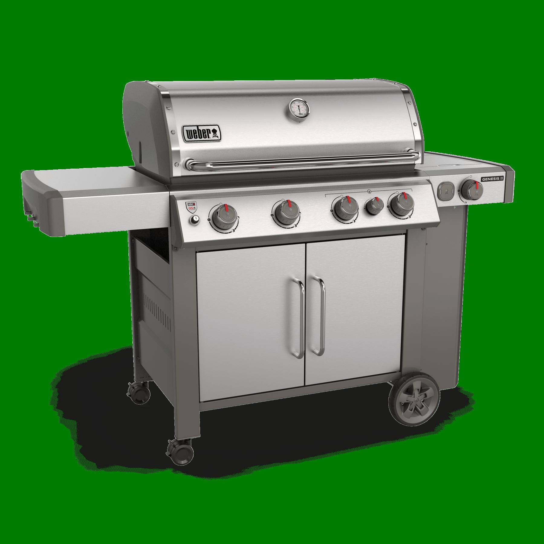 Genesis® II SP-435 GBS gasbarbecue