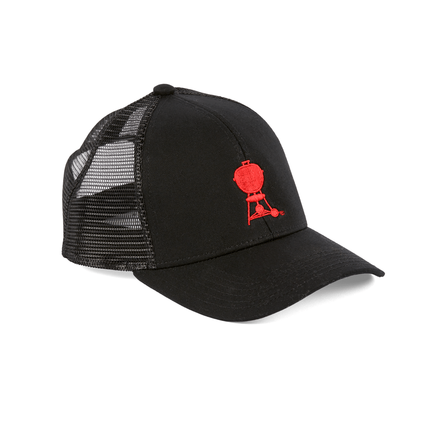 Red Kettle Hat - Black